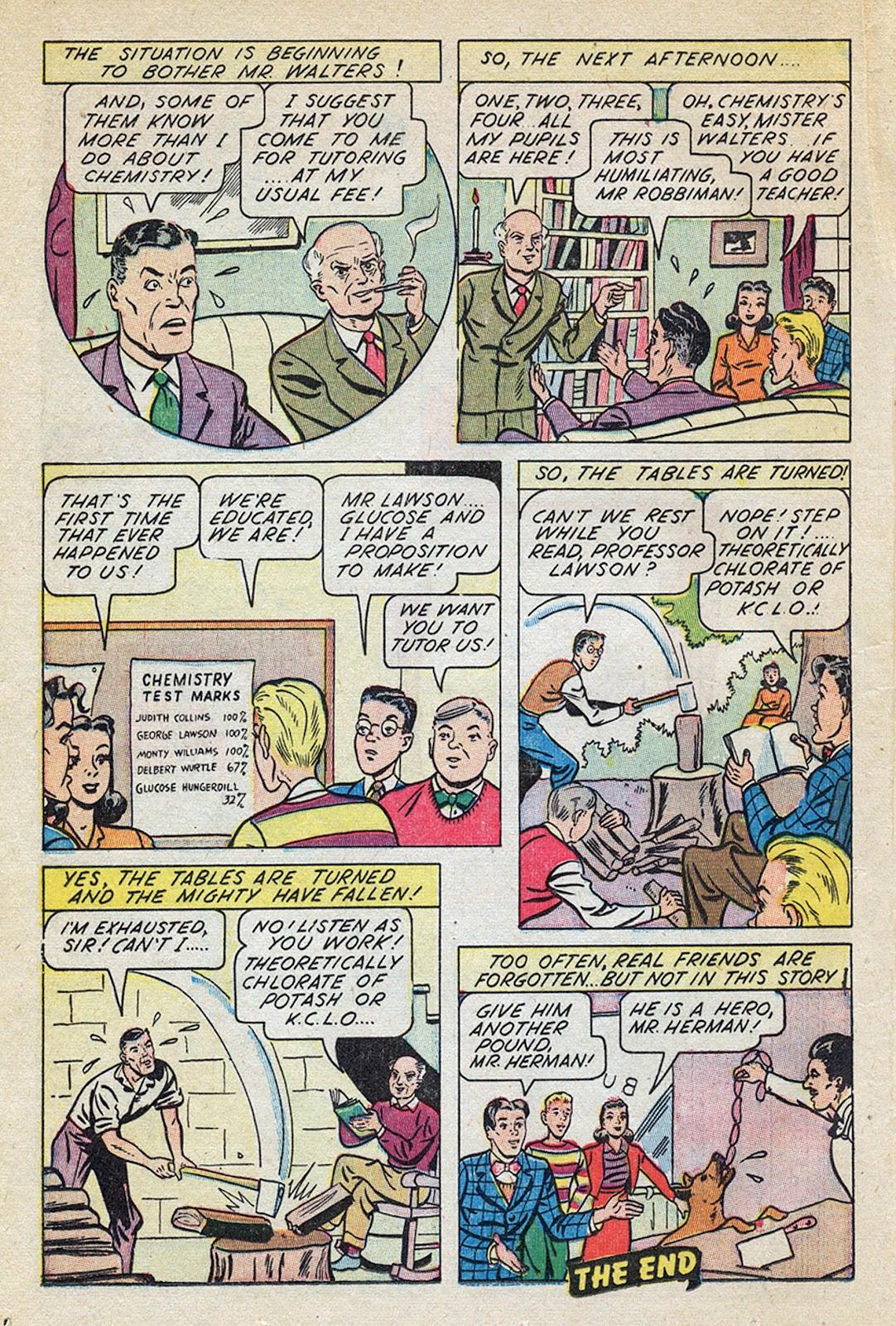 Georgie Comics (1945) issue 4 - Page 24