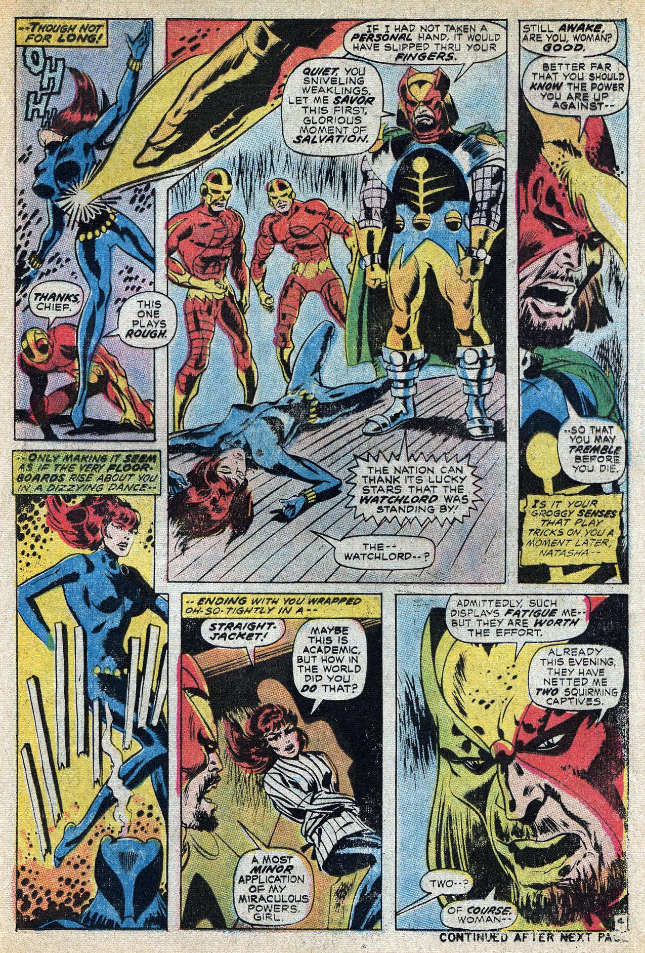 Read online Amazing Adventures (1970) comic -  Issue #8 - 21