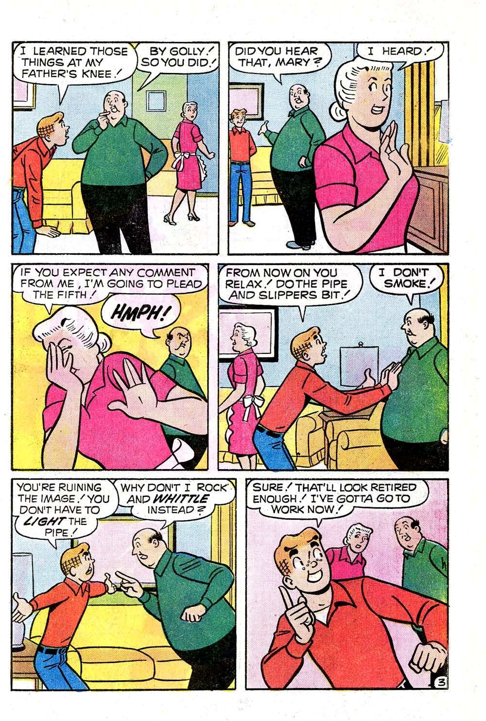 Read online Archie (1960) comic -  Issue #252 - 5