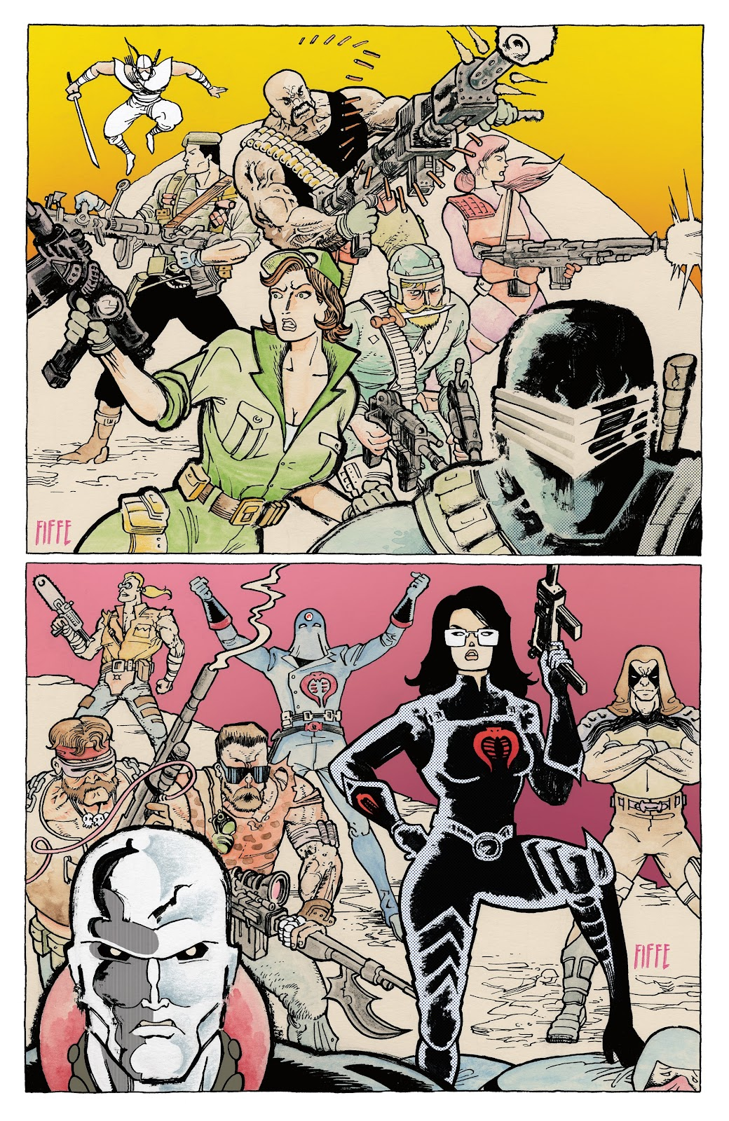 Read online G.I. Joe: Sierra Muerte comic -  Issue #1 - 34