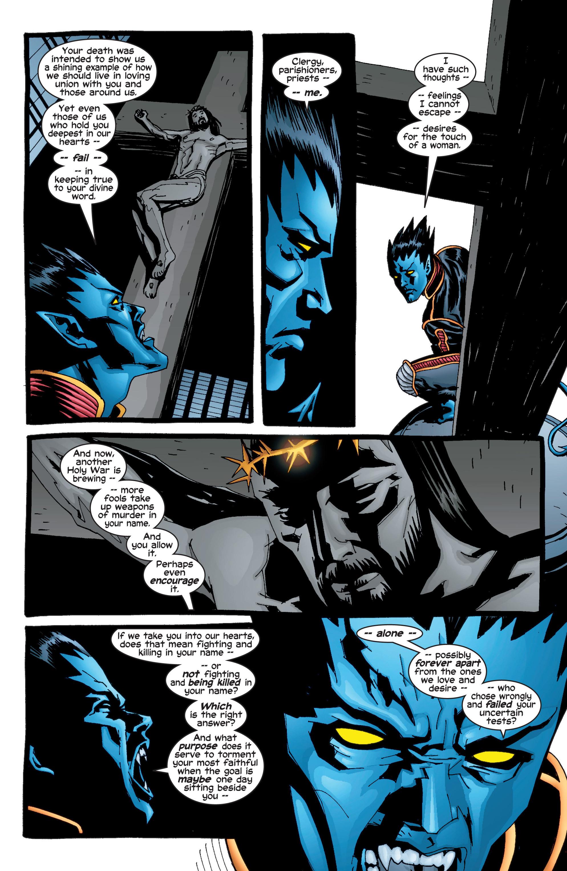 Read online Uncanny X-Men (1963) comic -  Issue #415 - 11