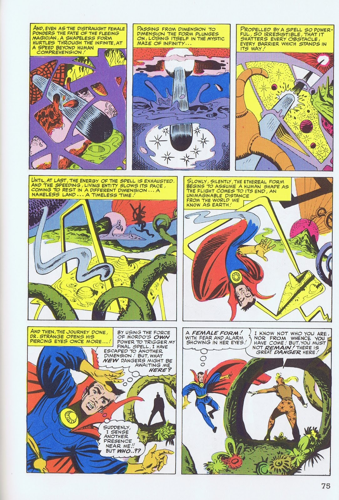 Doctor Strange: Master of the Mystic Arts issue TPB - Page 71
