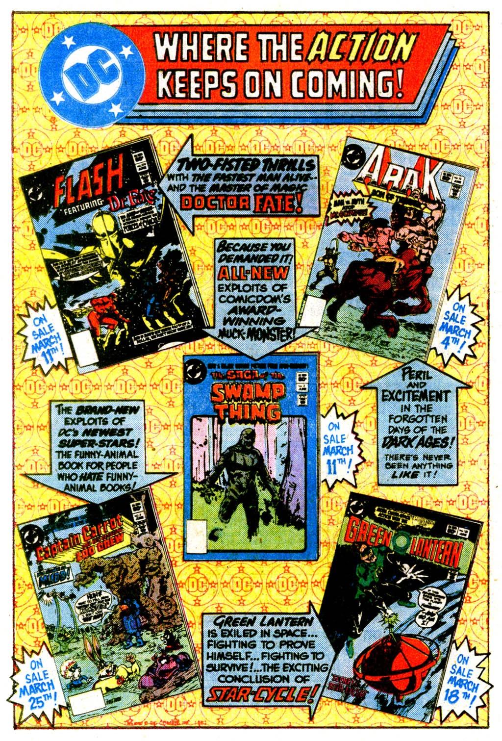 Read online Sgt. Rock comic -  Issue #365 - 23