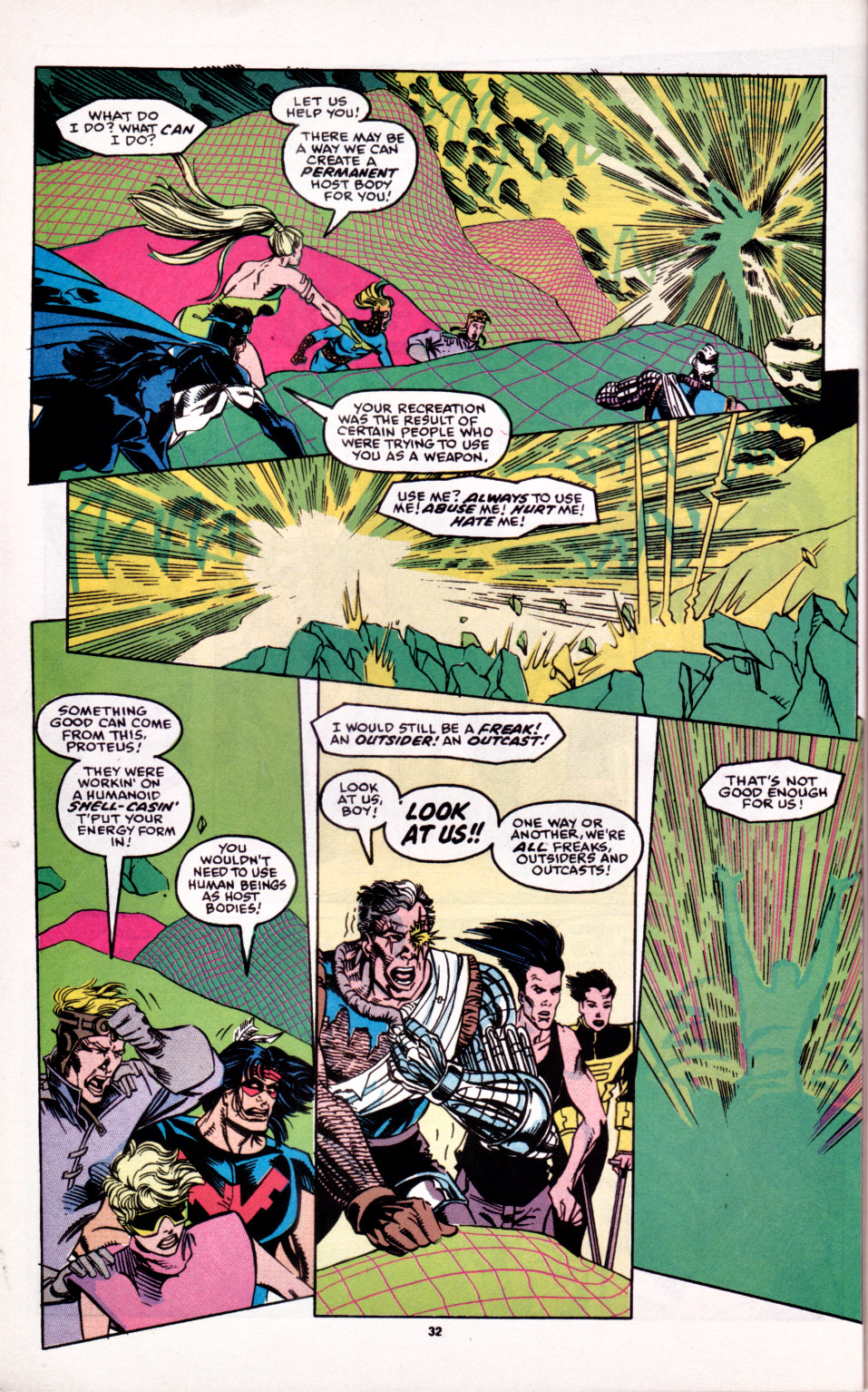 Read online X-Factor (1986) comic -  Issue # _ Annual 6 - 28