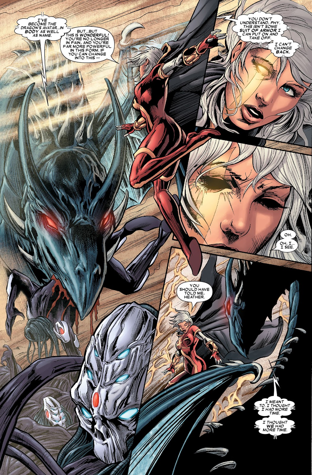 Annihilation: Conquest - Quasar issue 3 - Page 5