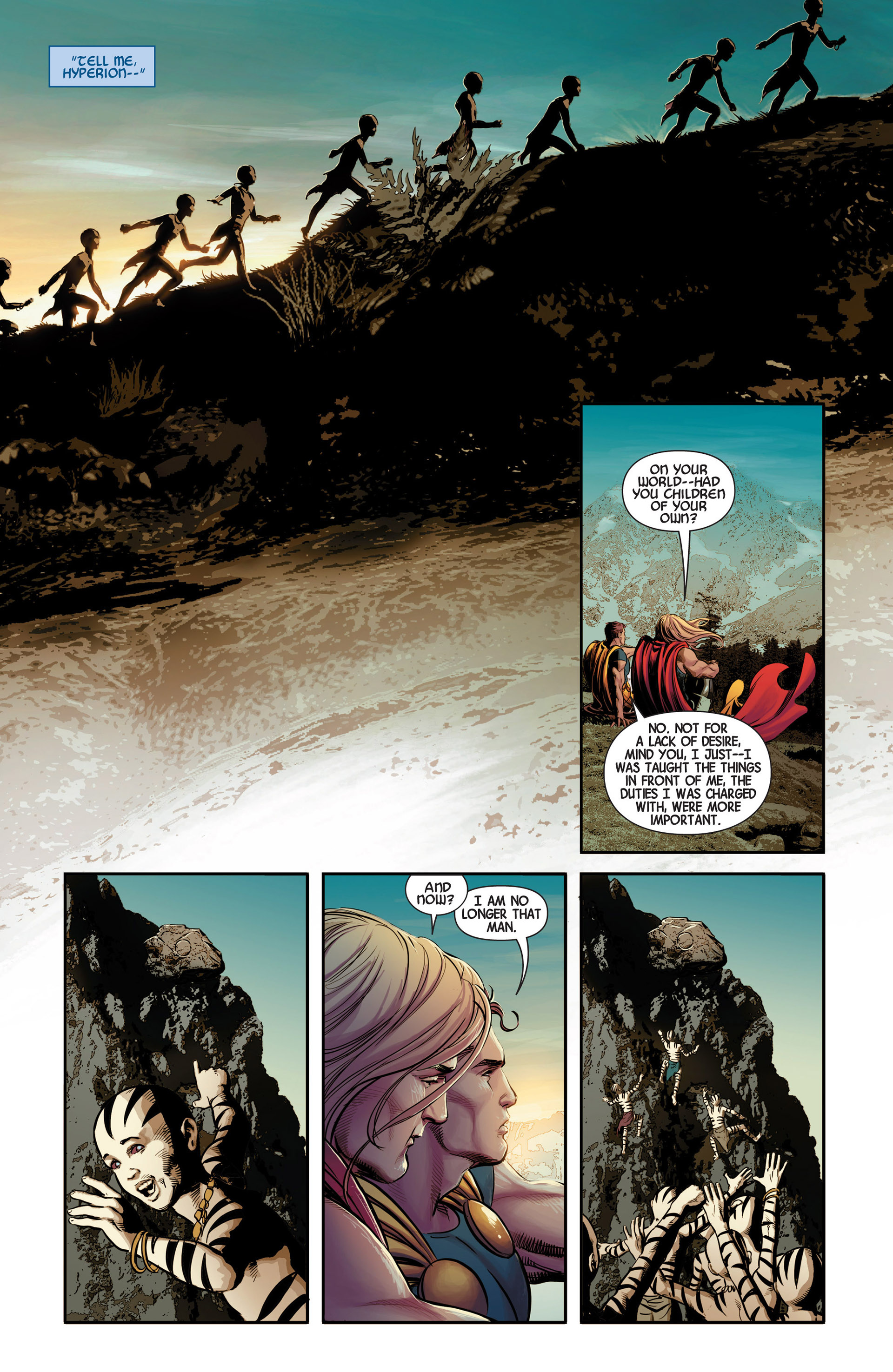 Read online Avengers (2013) comic -  Issue #12 - 15