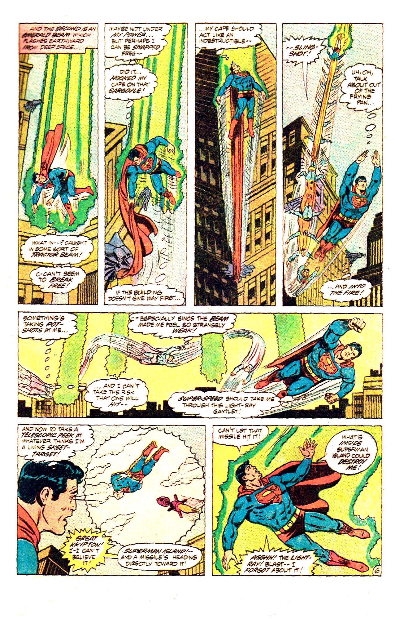 Read online Action Comics (1938) comic -  Issue #513 - 9