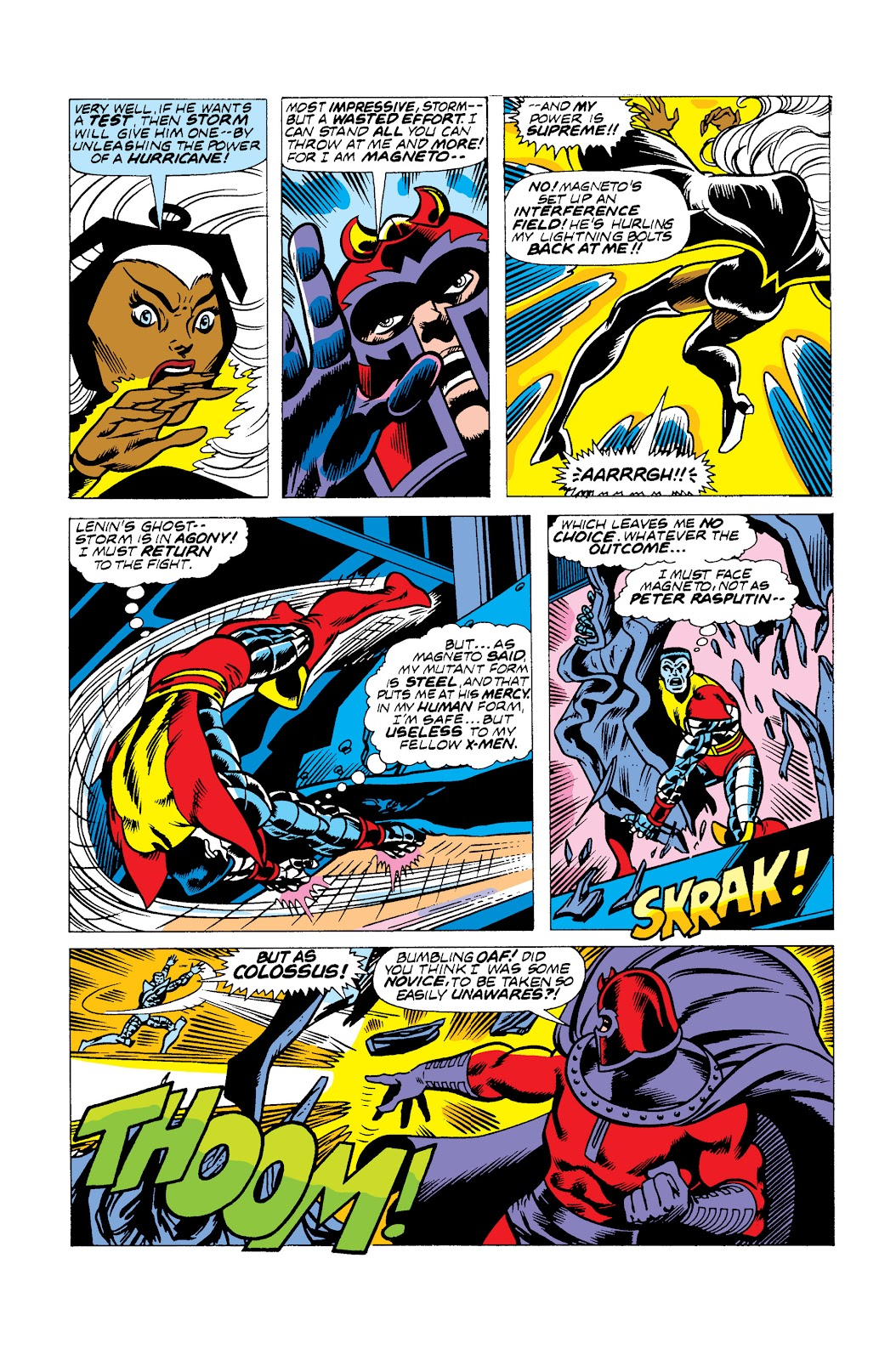 Uncanny X-Men (1963) issue 104 - Page 11