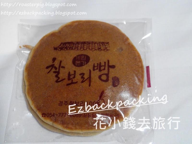 慶州大麥餅