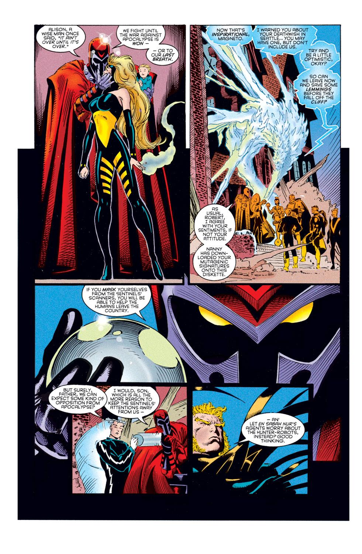 Read online Amazing X-Men (1995) comic -  Issue #1 - 11