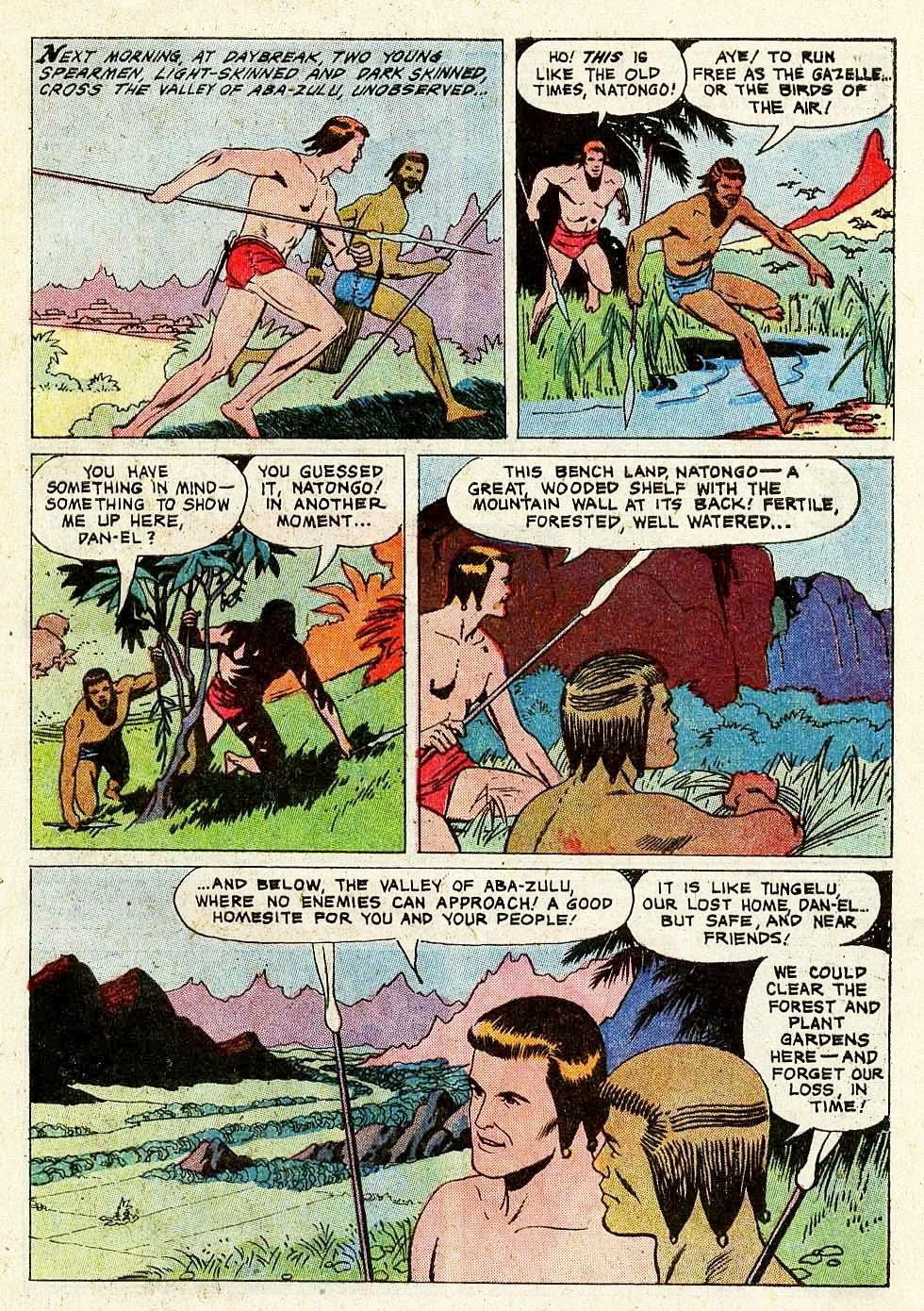 Tarzan (1948) issue 122 - Page 29
