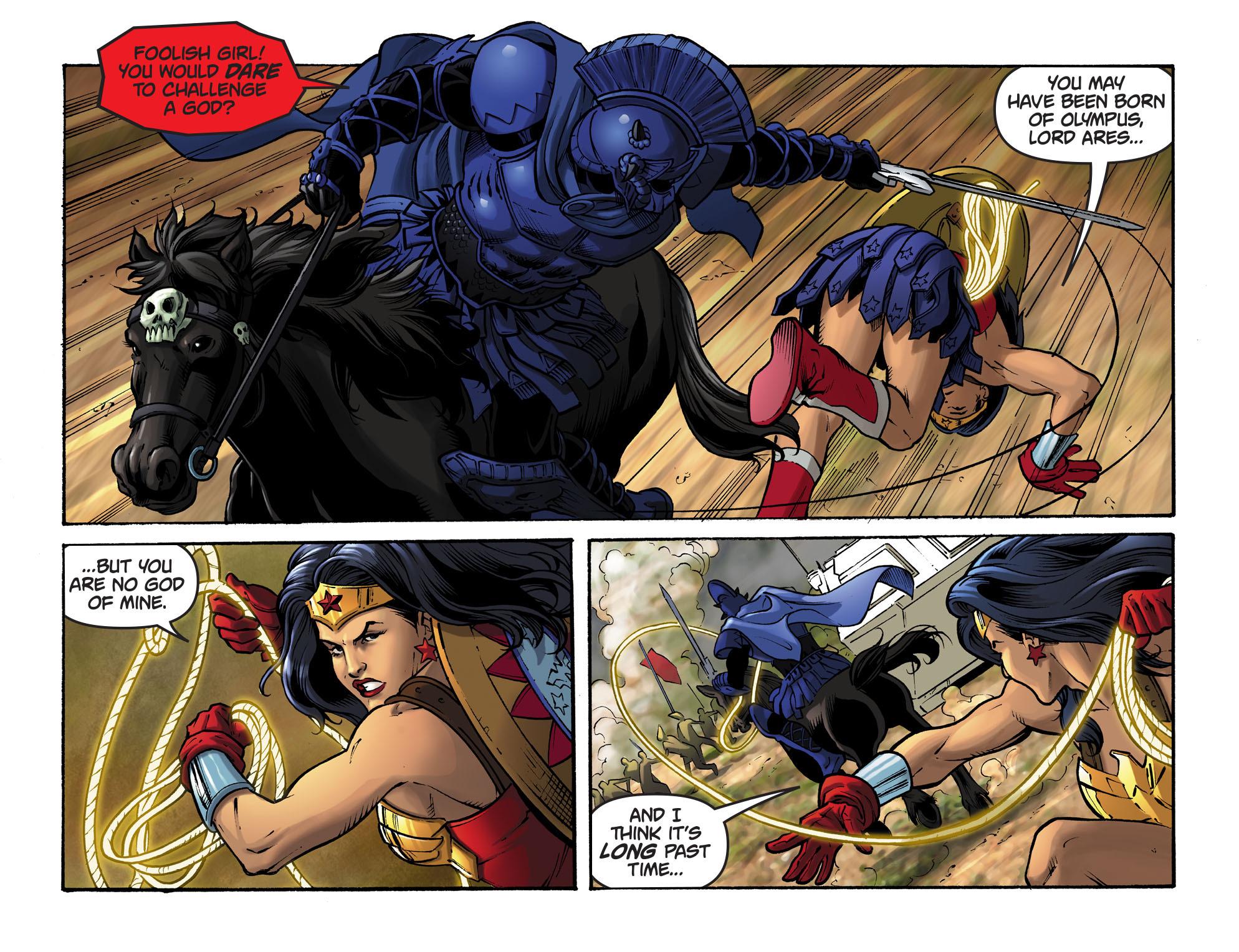 Read online Sensation Comics Featuring Wonder Woman comic -  Issue #35 - 4