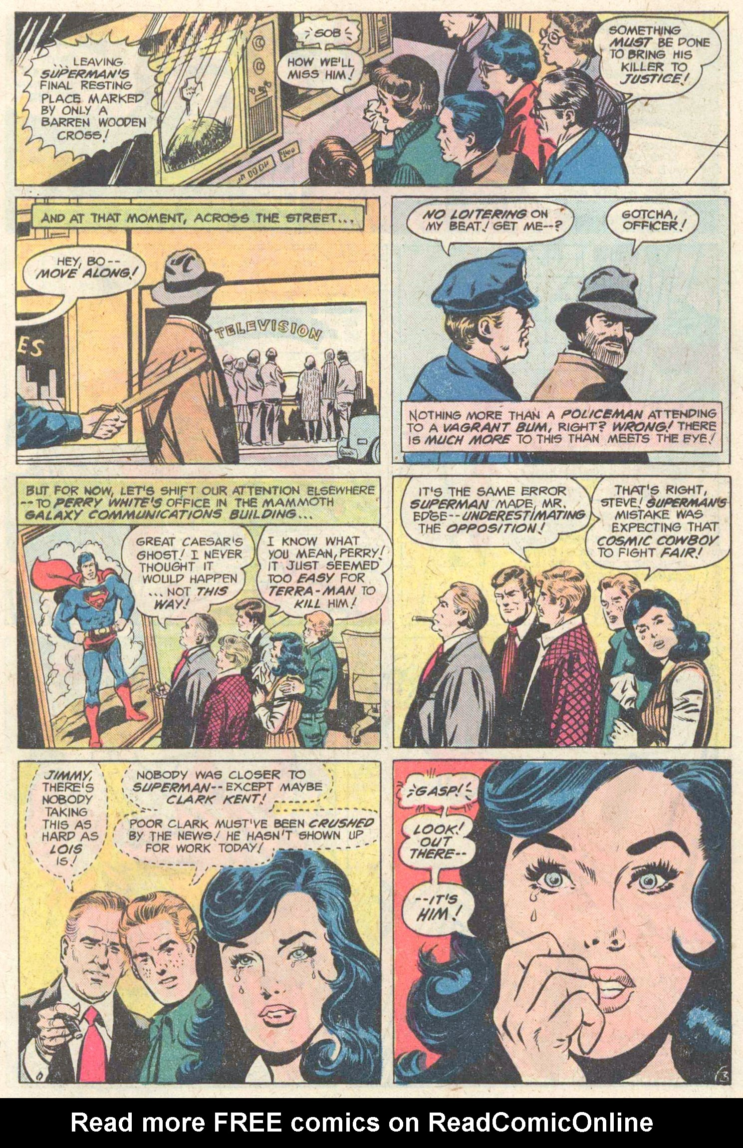 Read online Action Comics (1938) comic -  Issue #470 - 5