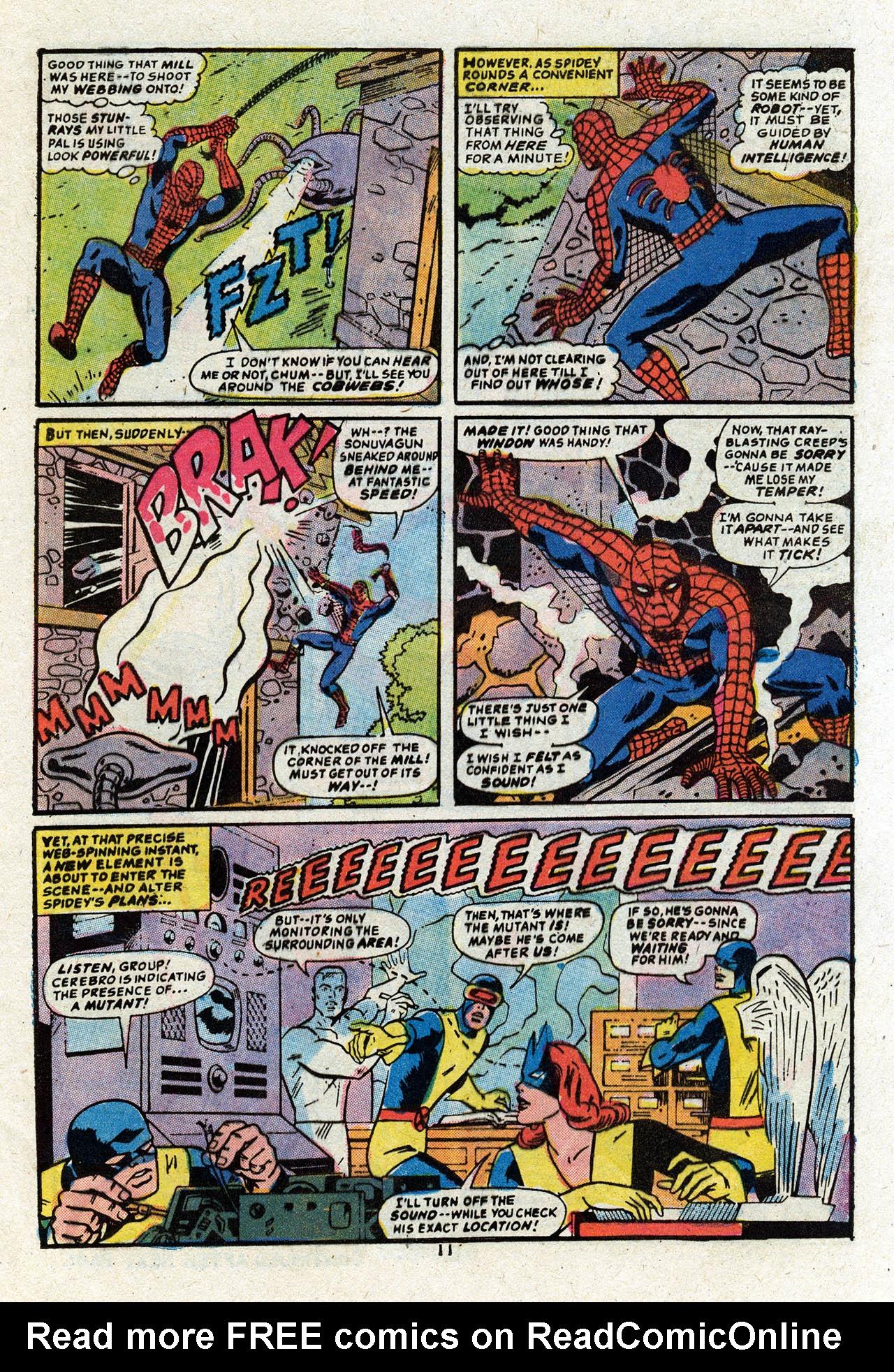 Read online Uncanny X-Men (1963) comic -  Issue #83 - 13