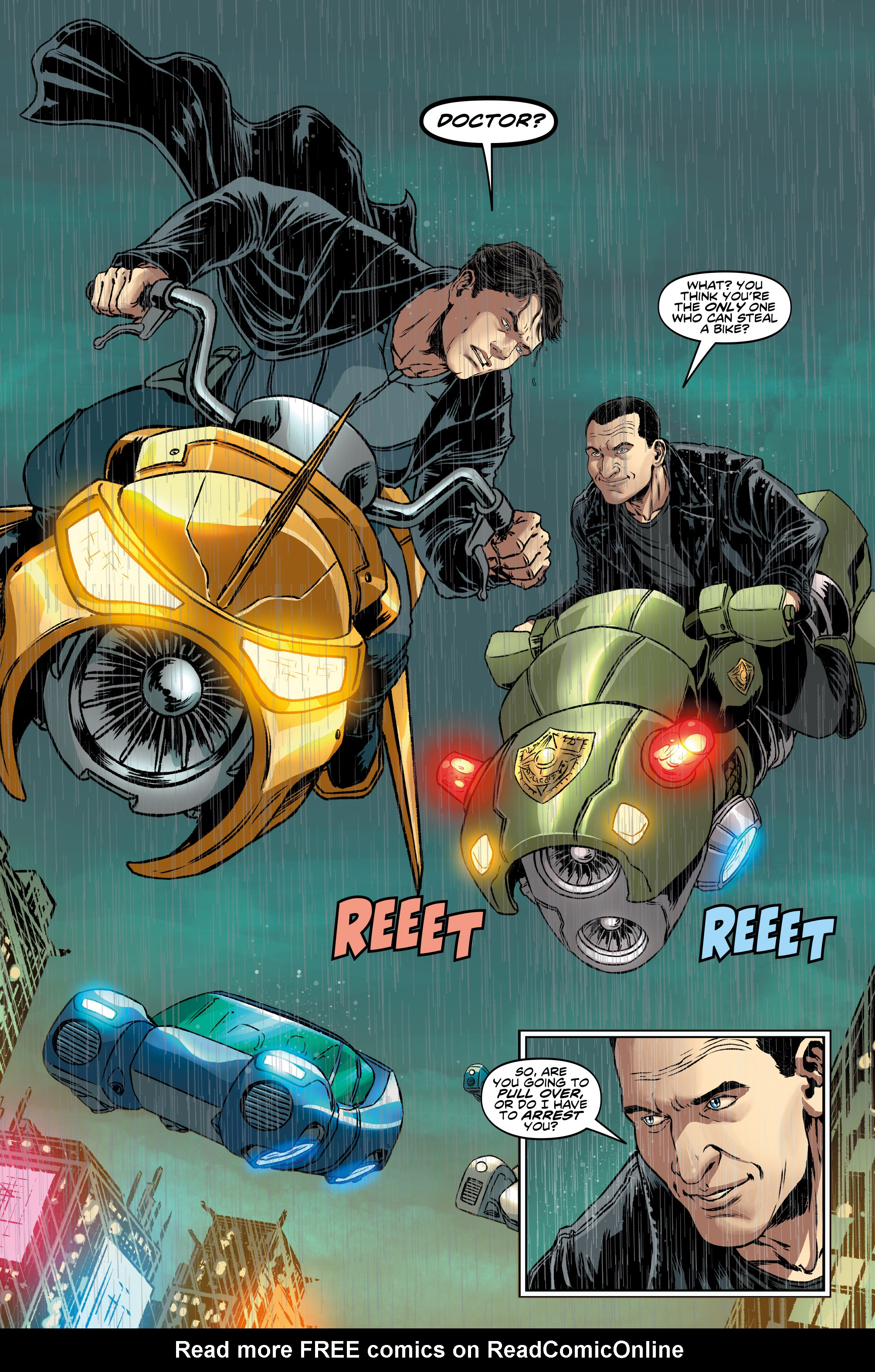 Read online Doctor Who: The Ninth Doctor (2016) comic -  Issue #13 - 19