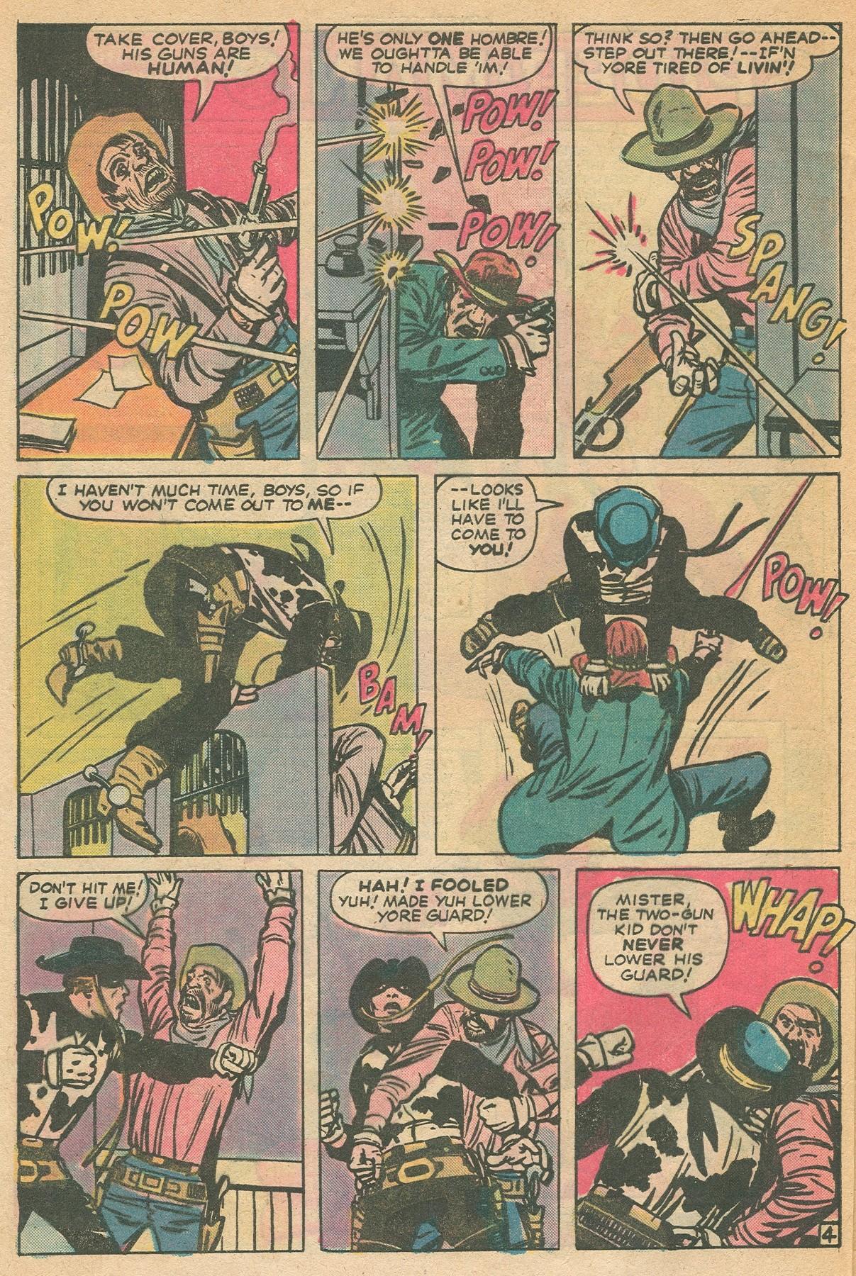 Read online Two-Gun Kid comic -  Issue #130 - 32