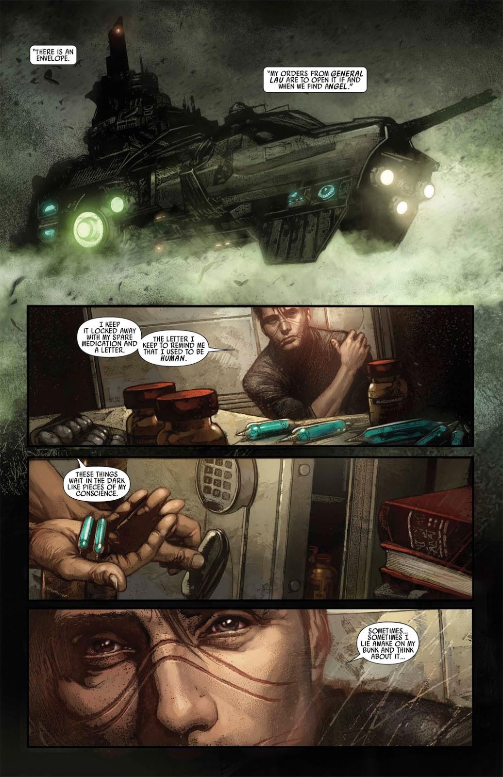 Read online After Dark comic -  Issue #2 - 3