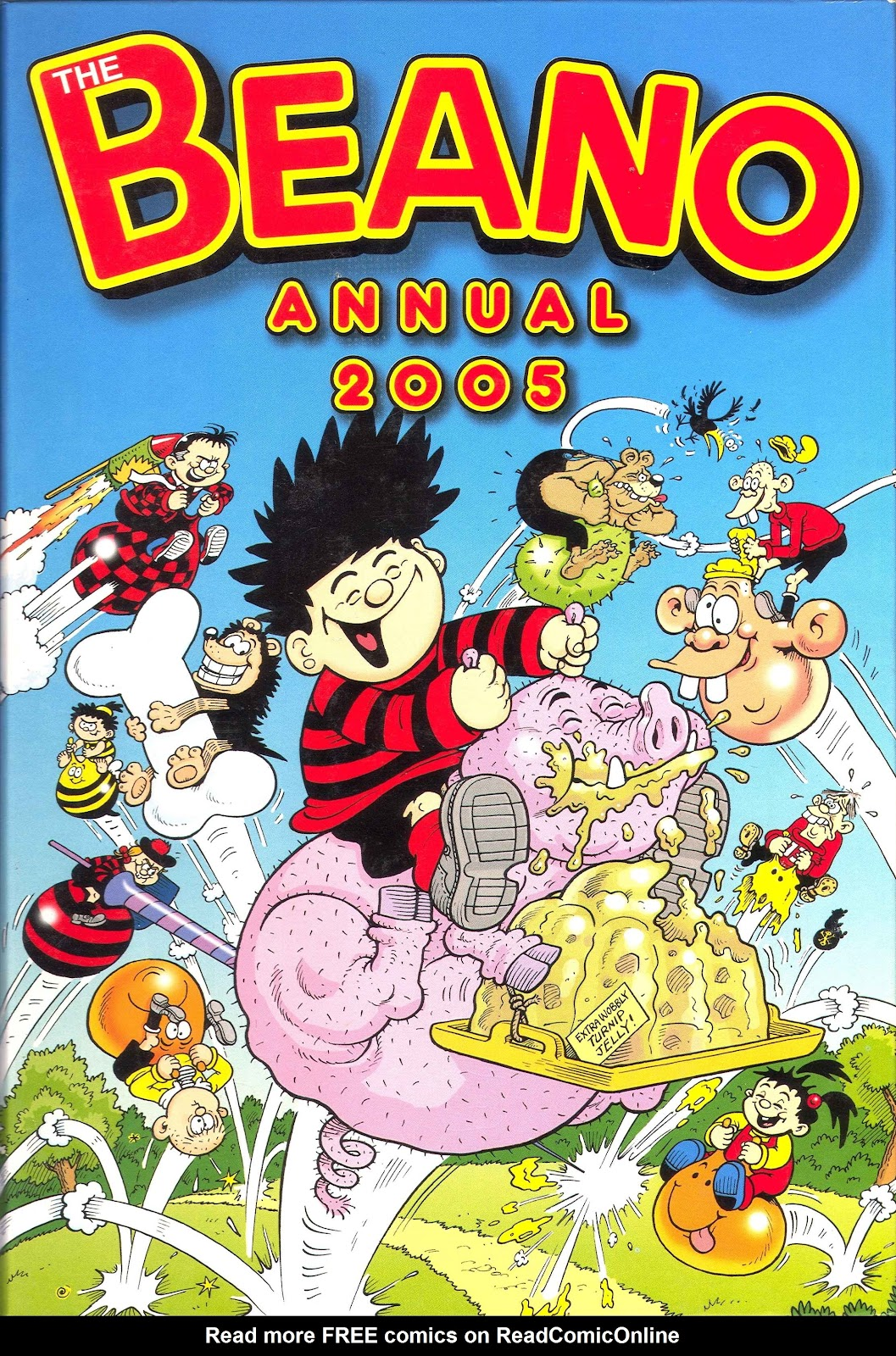 The Beano Book (Annual) issue 2005 - Page 1
