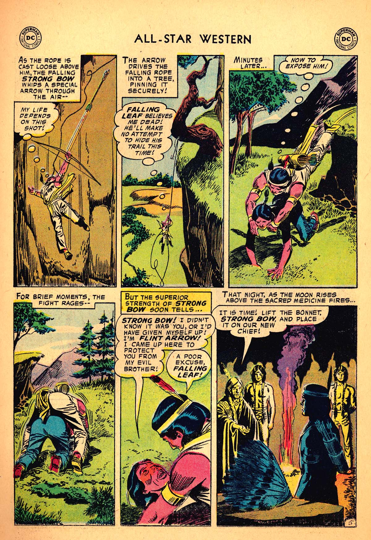 Read online All-Star Western (1951) comic -  Issue #99 - 15