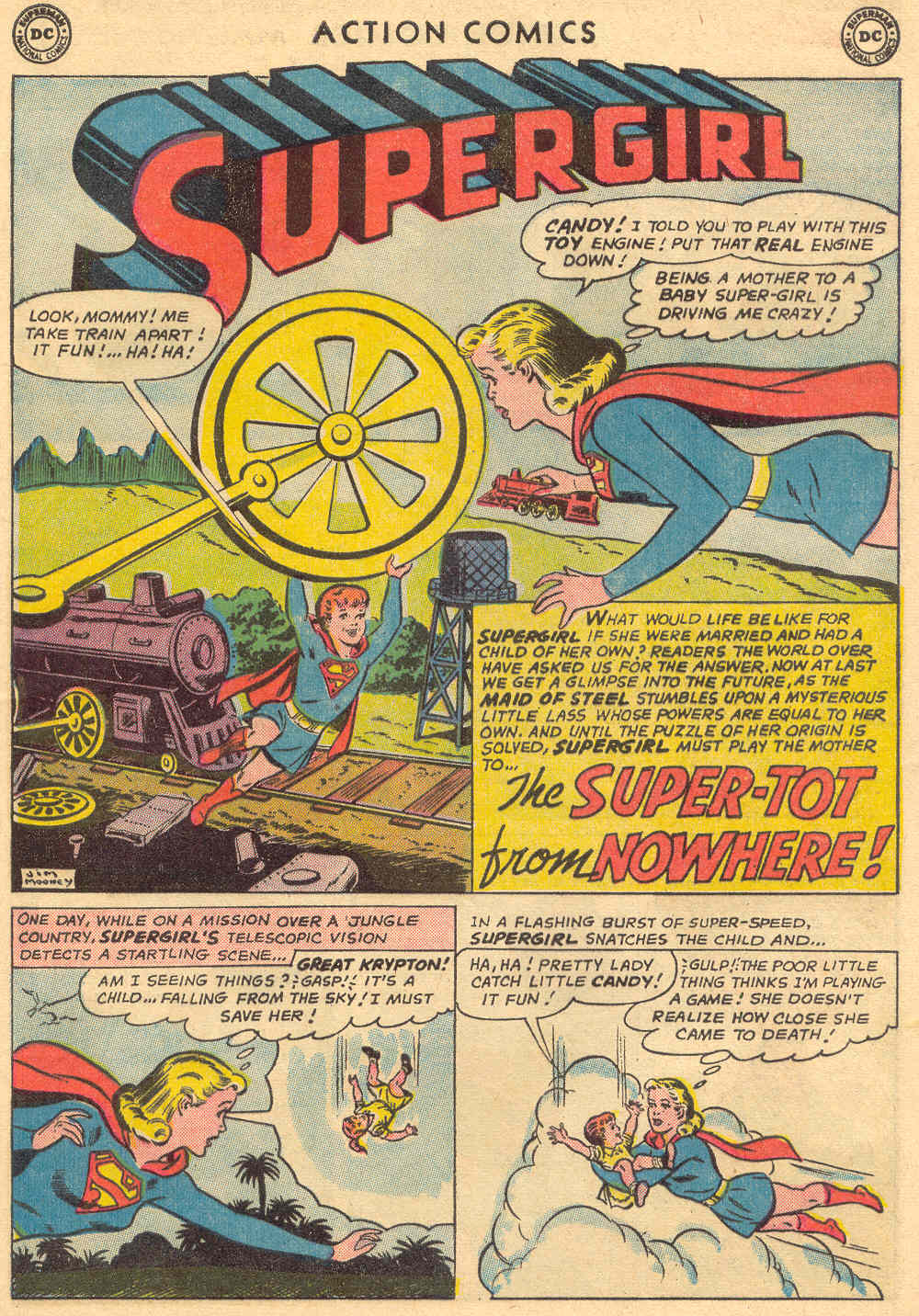 Read online Action Comics (1938) comic -  Issue #308 - 21