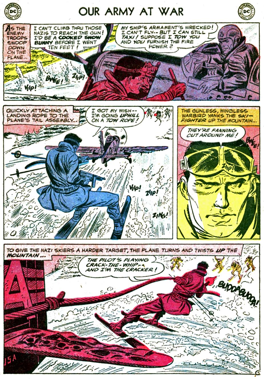 Our Army at War (1952) issue 58 - Page 7