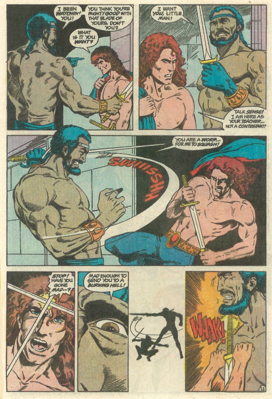 Read online Arion, Lord of Atlantis comic -  Issue #23 - 13