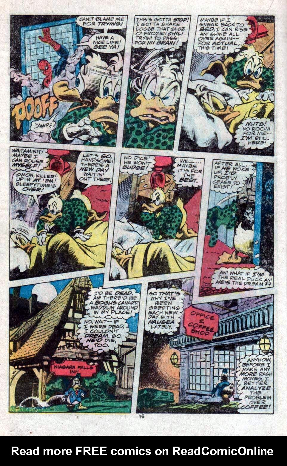 Howard the Duck (1976) Issue #10 #11 - English 11