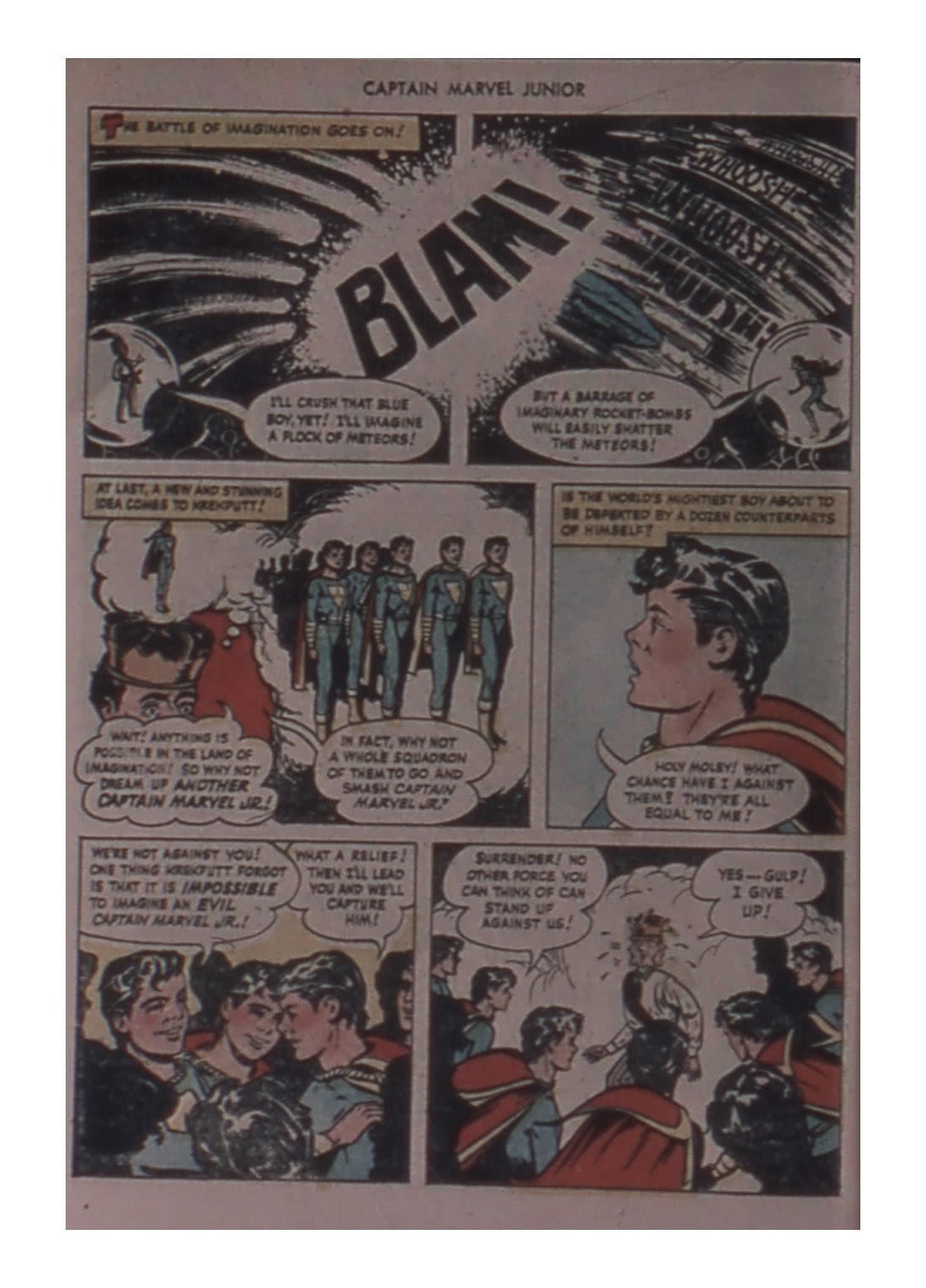 Captain Marvel, Jr. issue 81 - Page 12
