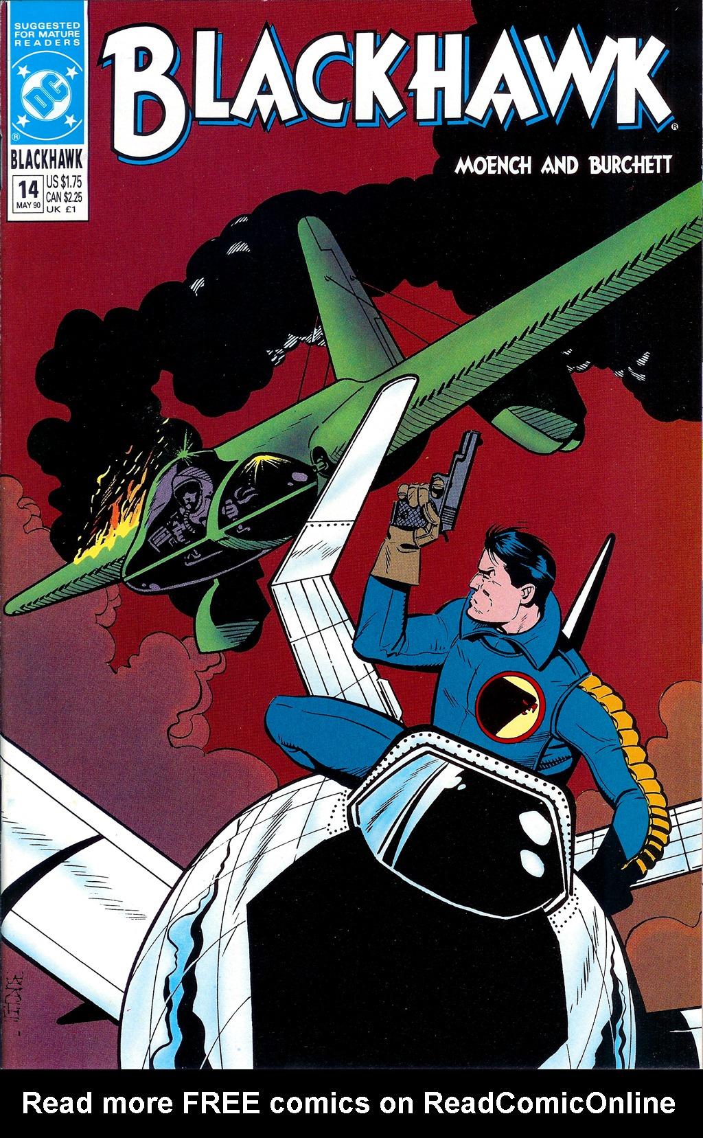 Blackhawk (1989) 14 Page 1