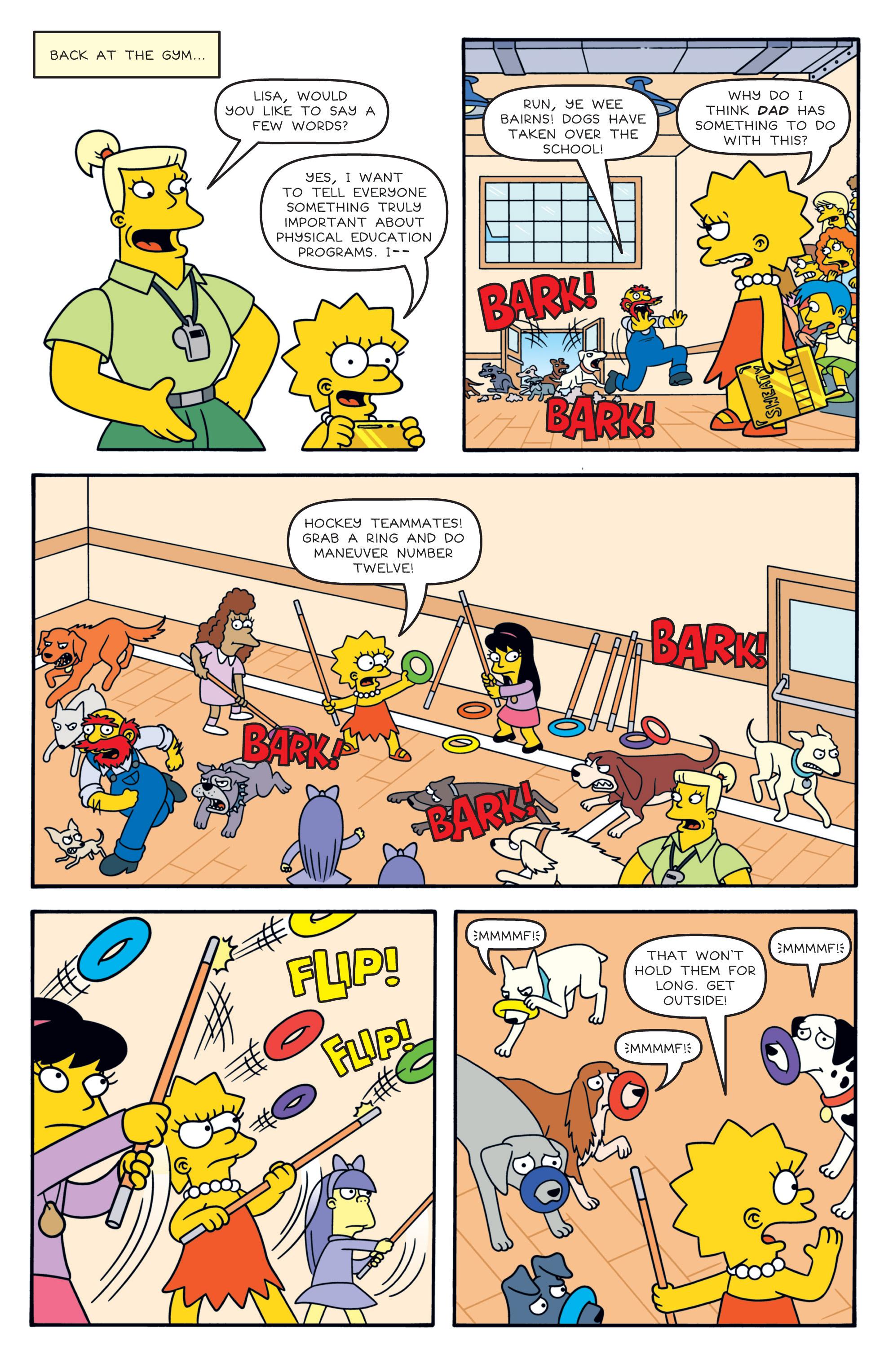 Read online Simpsons Comics comic -  Issue #194 - 20