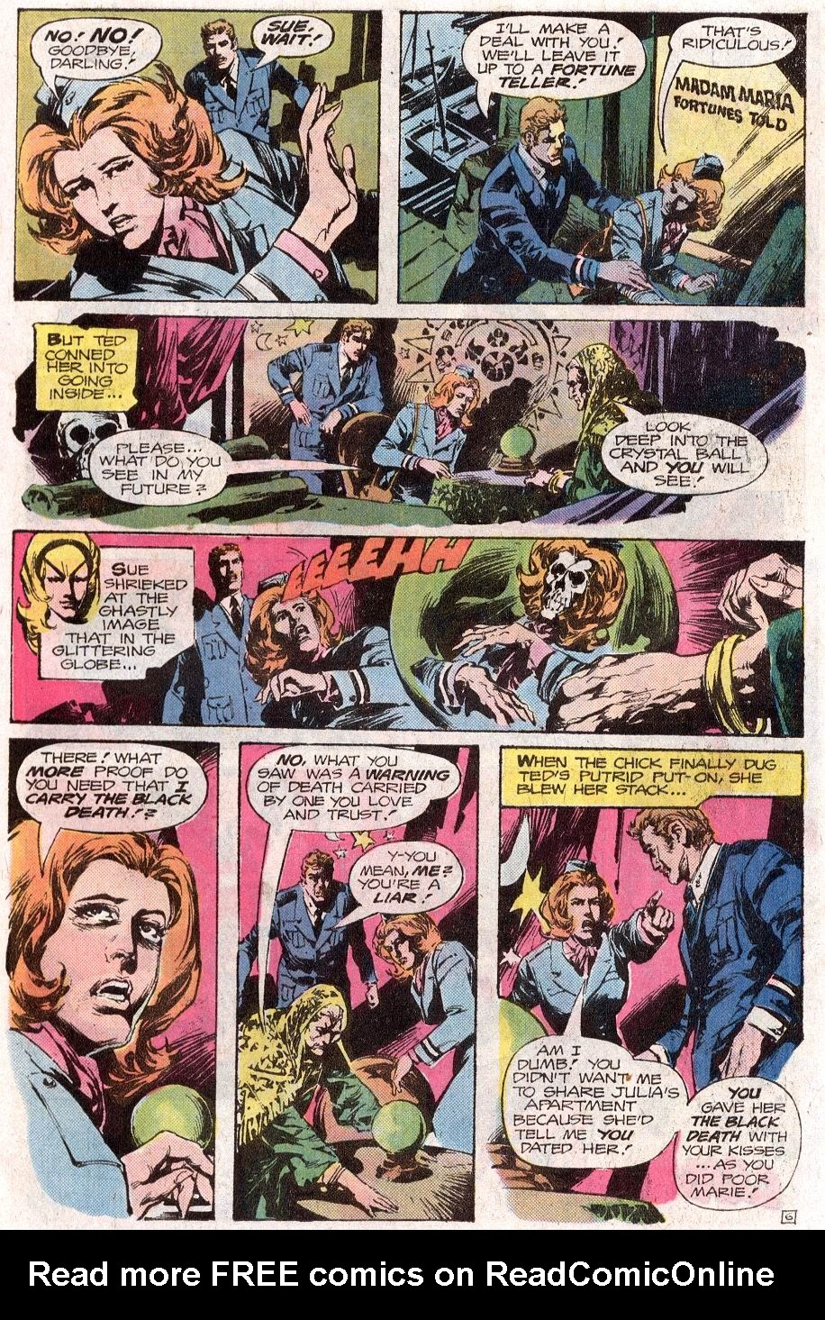The Witching Hour (1969) issue 72 - Page 8