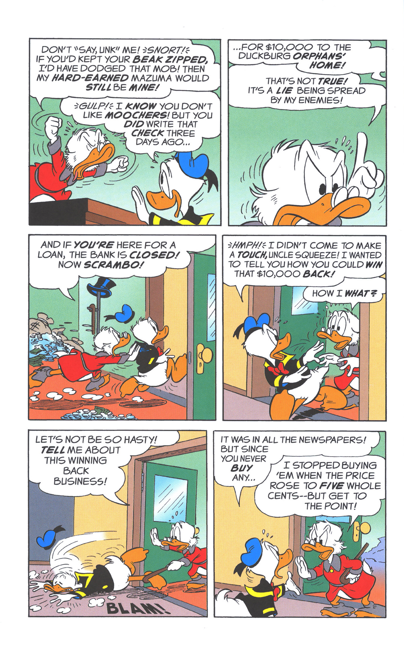 Read online Uncle Scrooge (1953) comic -  Issue #360 - 8