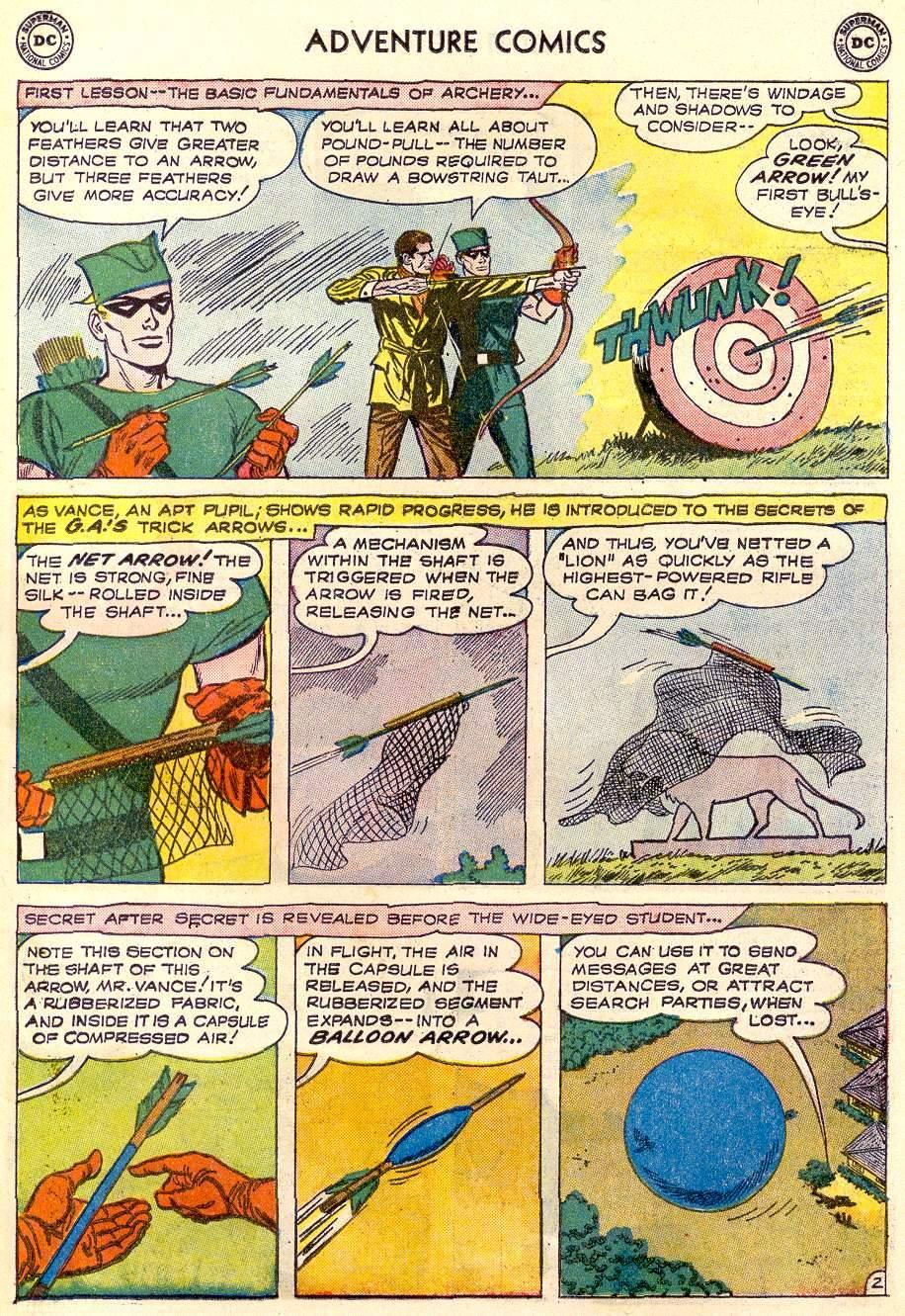 Read online Adventure Comics (1938) comic -  Issue #259 - 27