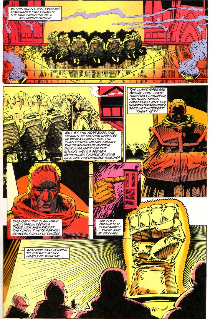 Read online Cyberspace 3000 comic -  Issue #1 - 8