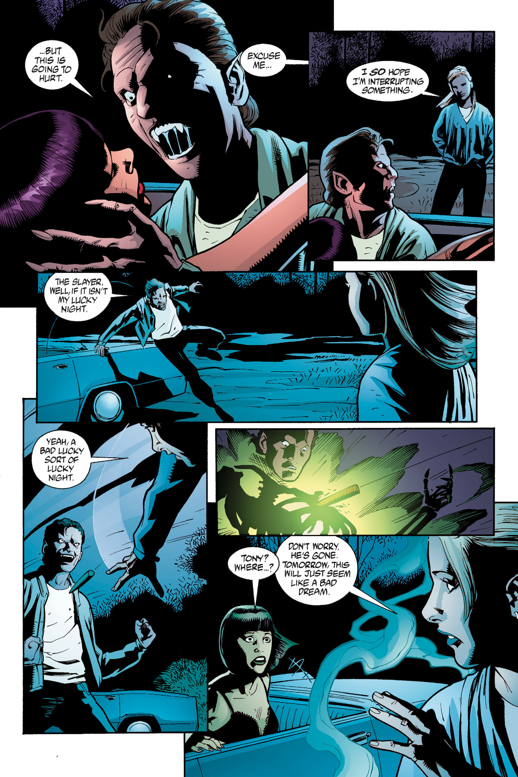 Read online Buffy the Vampire Slayer: Omnibus comic -  Issue # TPB 5 - 279
