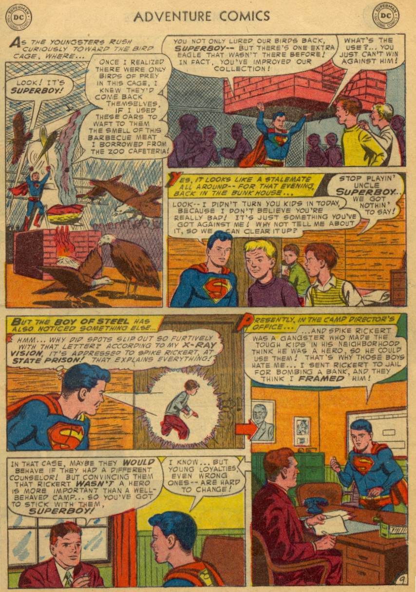 Read online Adventure Comics (1938) comic -  Issue #203 - 11