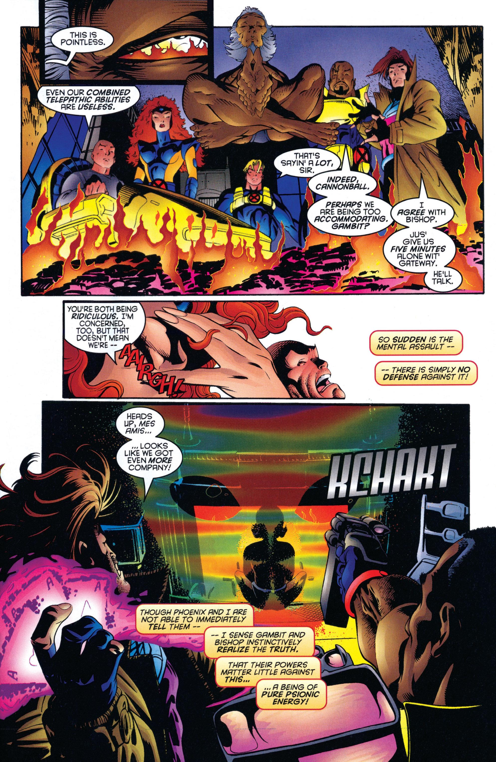 X-Men (1991) 50 Page 17