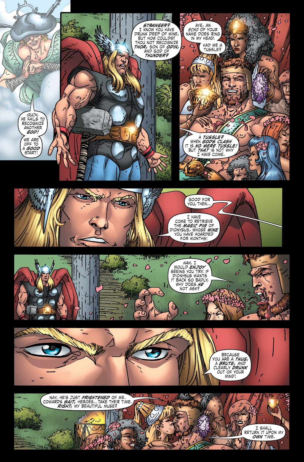 Read online Thor: Ragnaroks comic -  Issue # TPB (Part 1) - 54