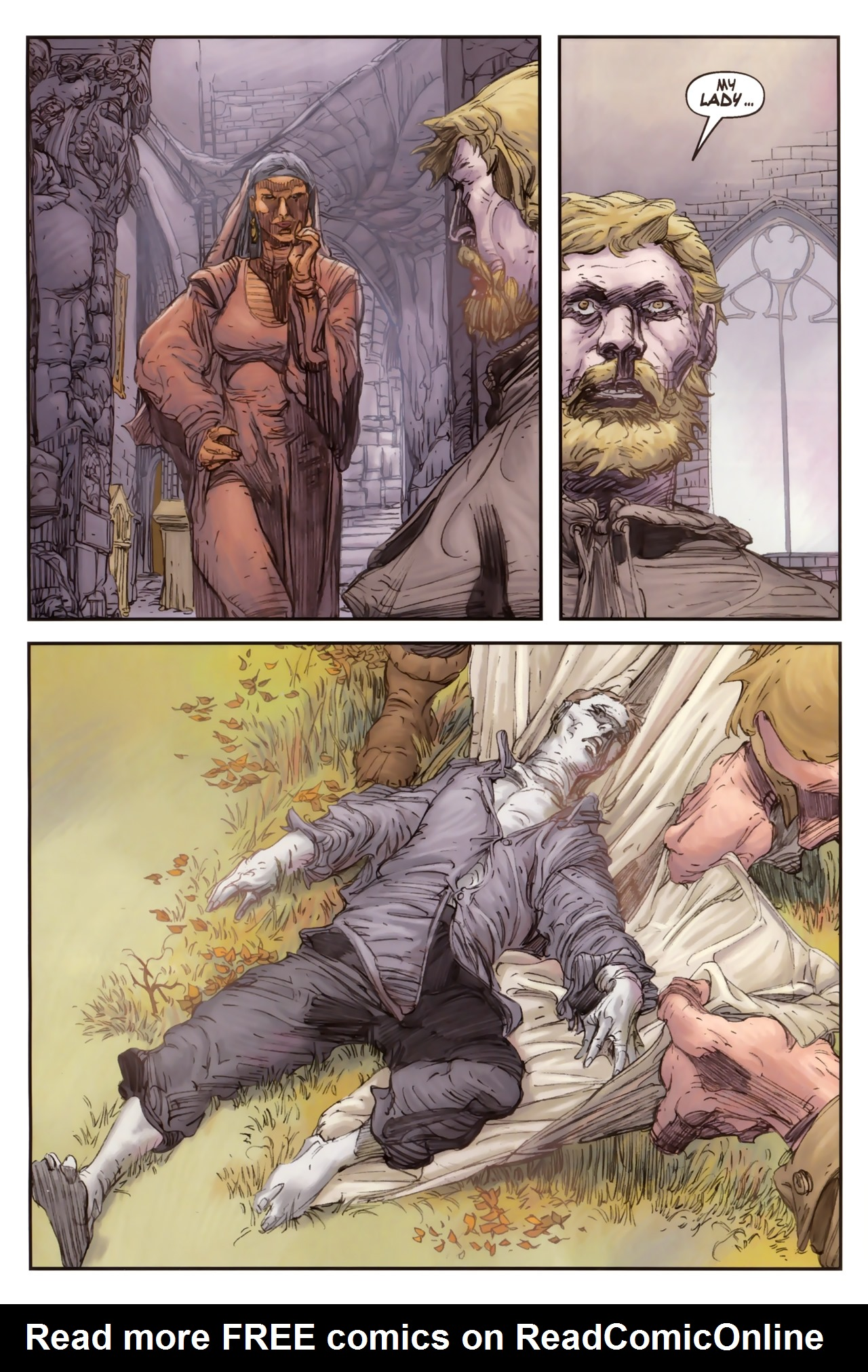 Read online Solomon Kane comic -  Issue #2 - 20