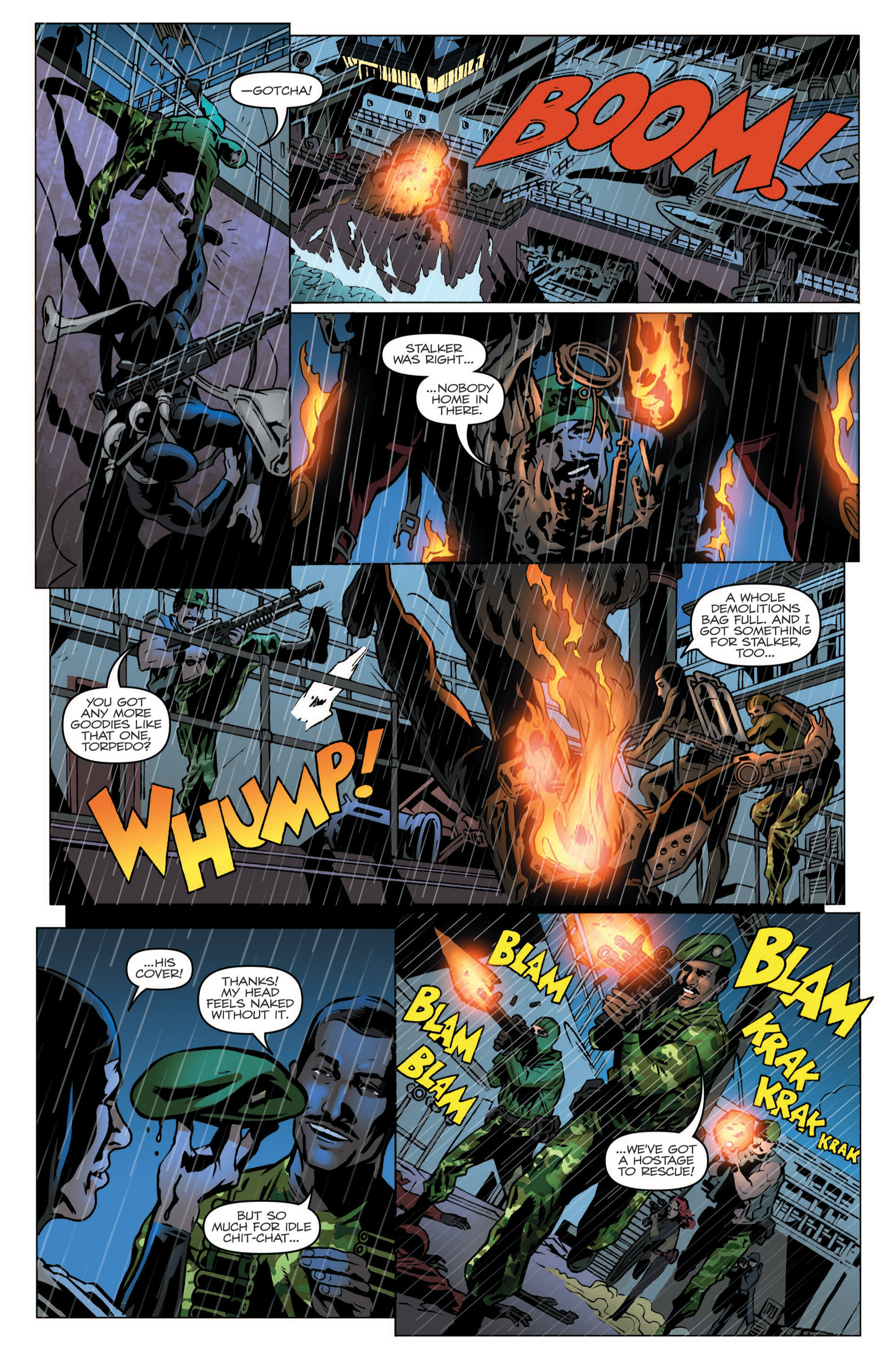 G.I. Joe: A Real American Hero 188 Page 14