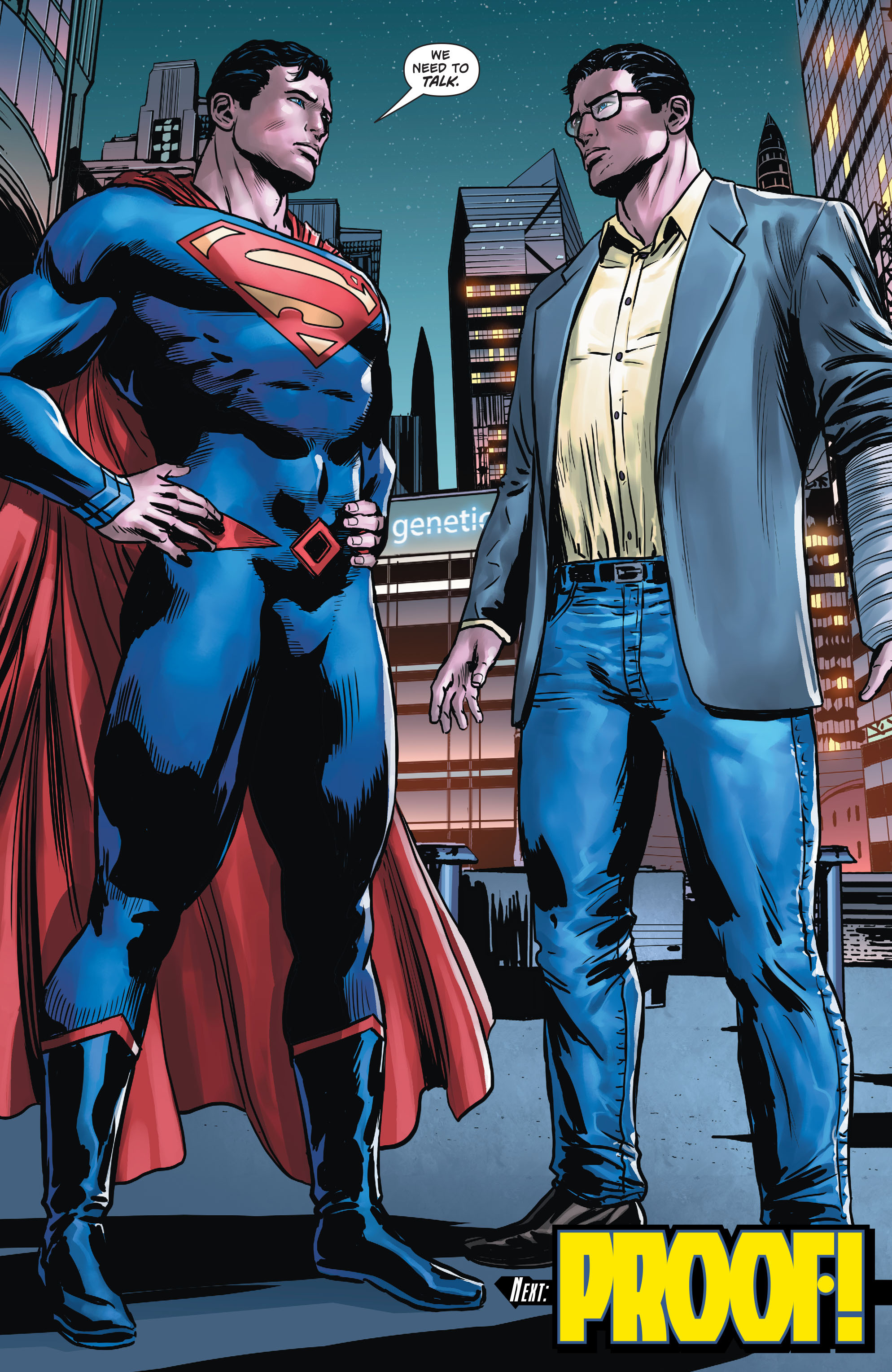Read online Action Comics (2016) comic -  Issue #963 - 22