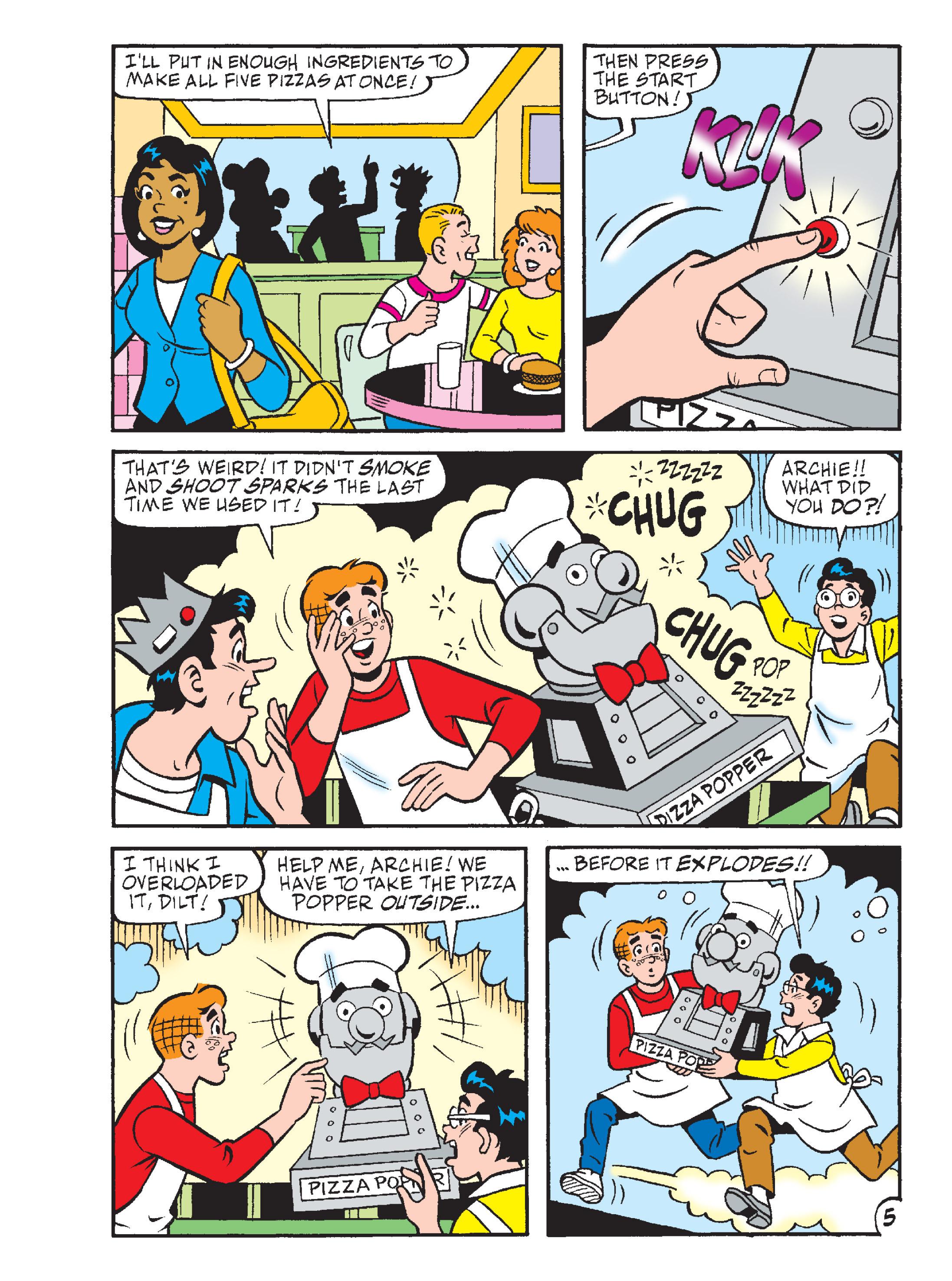 Read online Archie 1000 Page Comics Blowout! comic -  Issue # TPB (Part 1) - 7