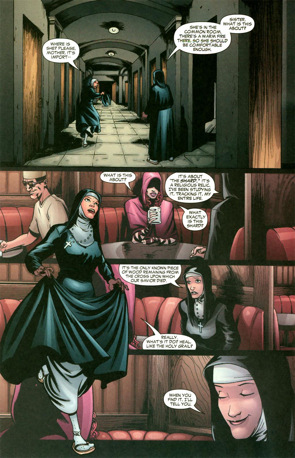Read online Fallen Angel (2003) comic -  Issue #10 - 6
