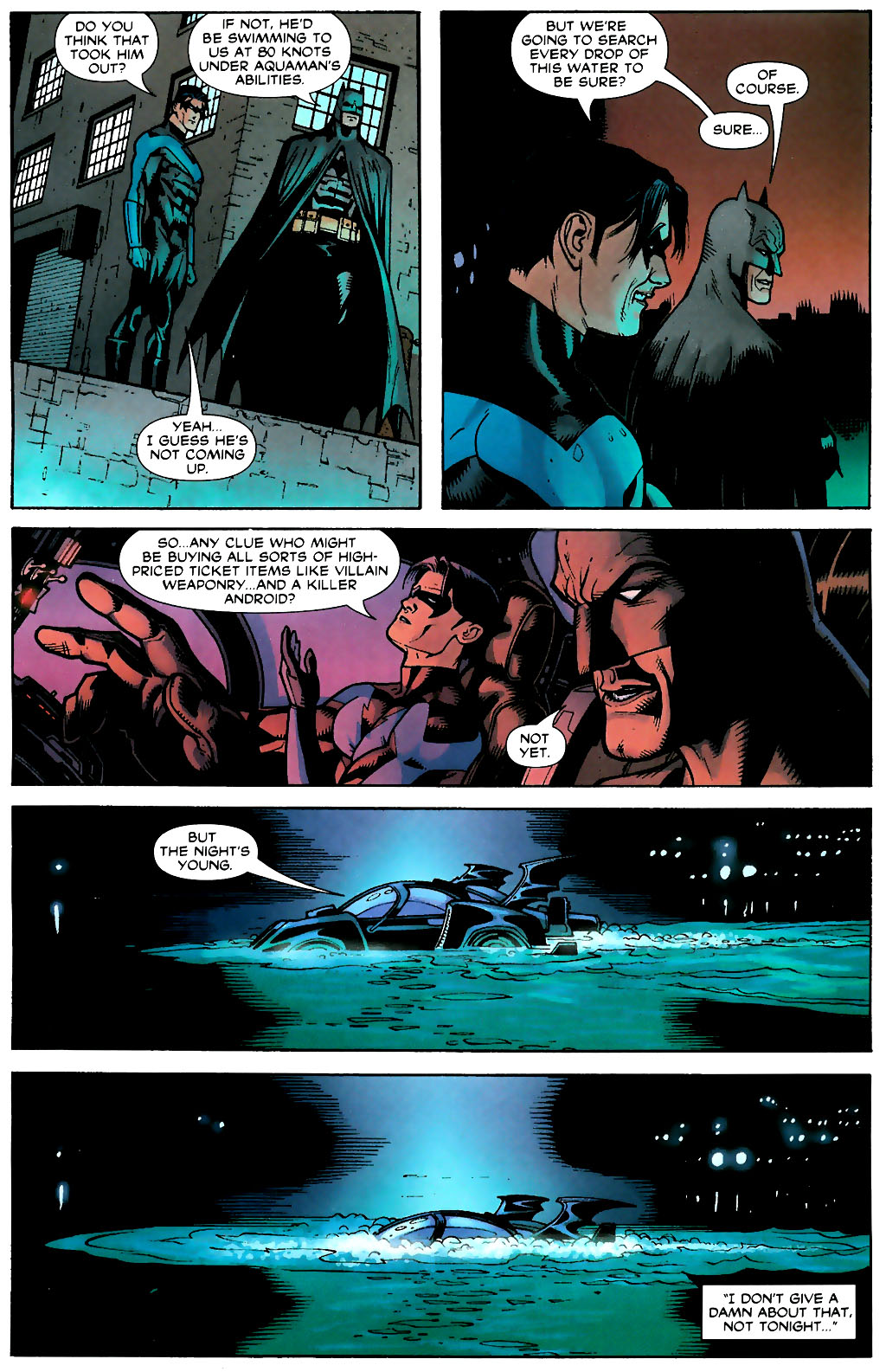 Batman: Under The Hood issue 3 - Page 20