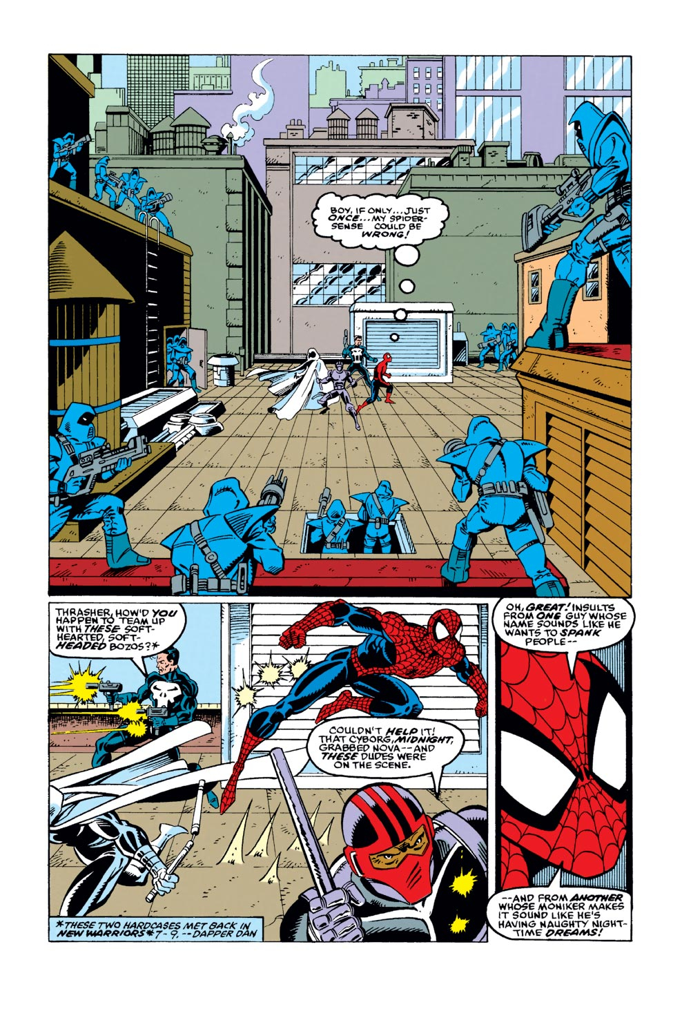 The Amazing Spider-Man (1963) 355 Page 5