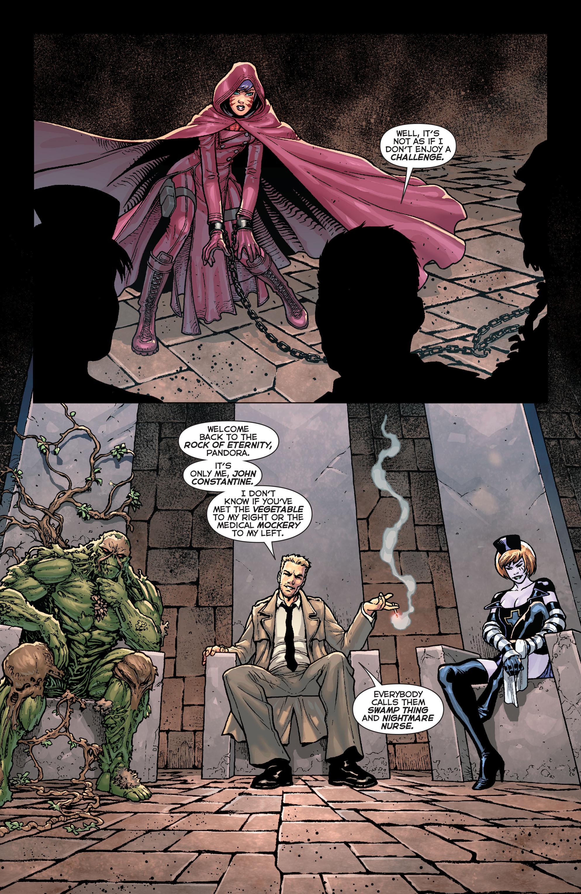 Read online Trinity of Sin: Pandora comic -  Issue #5 - 19