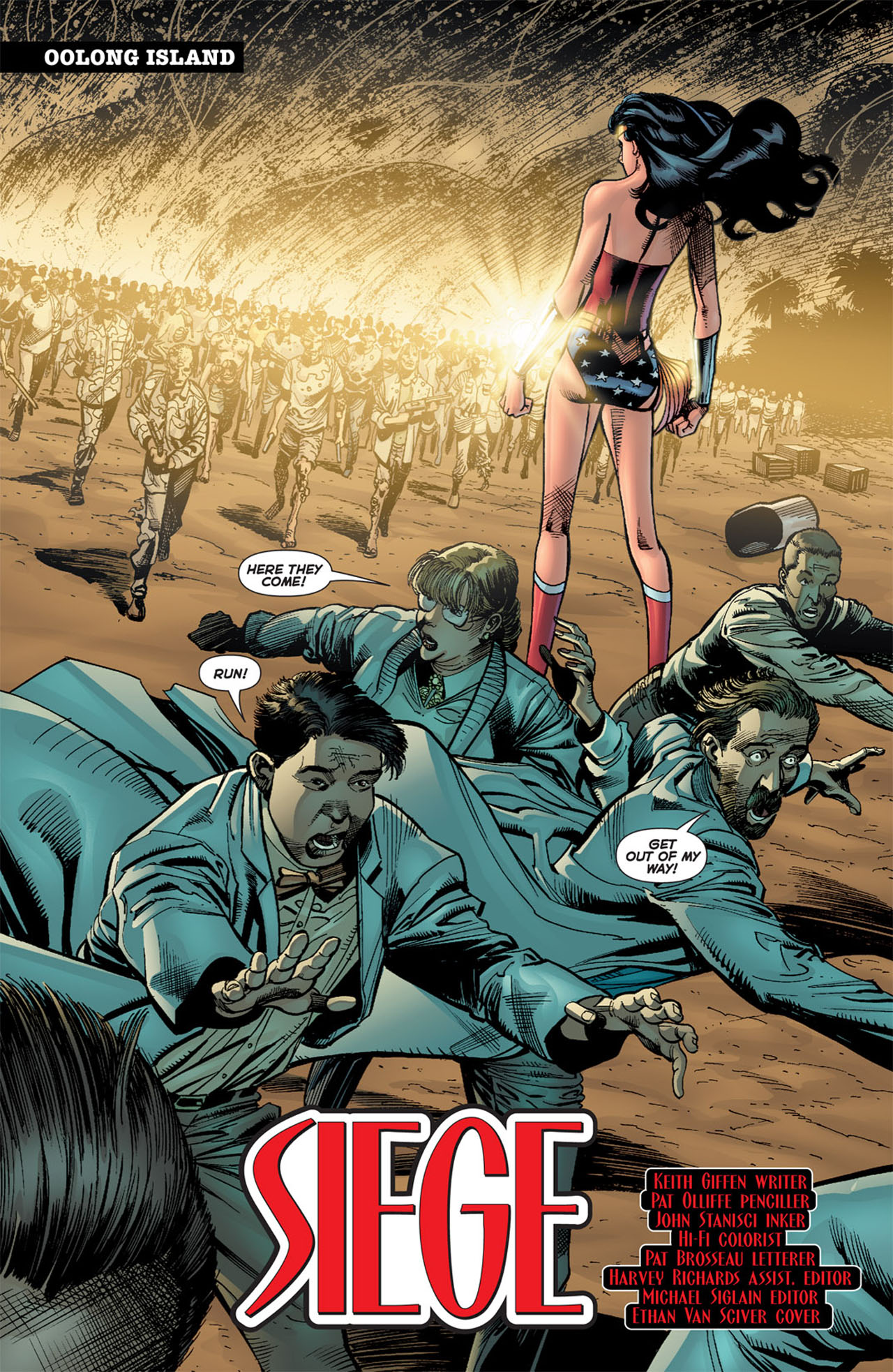 Read online 52 Aftermath: The Four Horsemen comic -  Issue #4 - 3