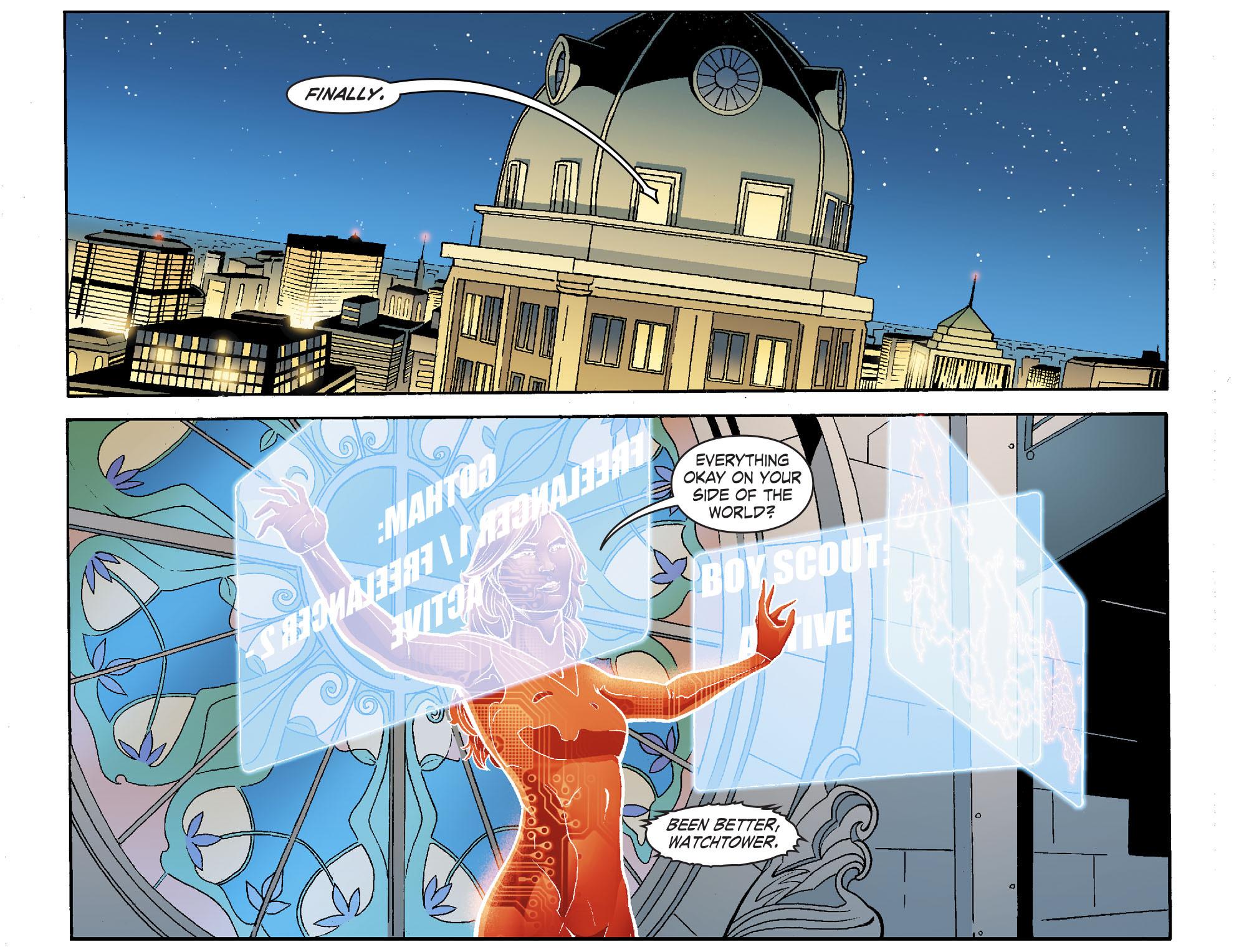 Read online Smallville: Alien comic -  Issue #7 - 7