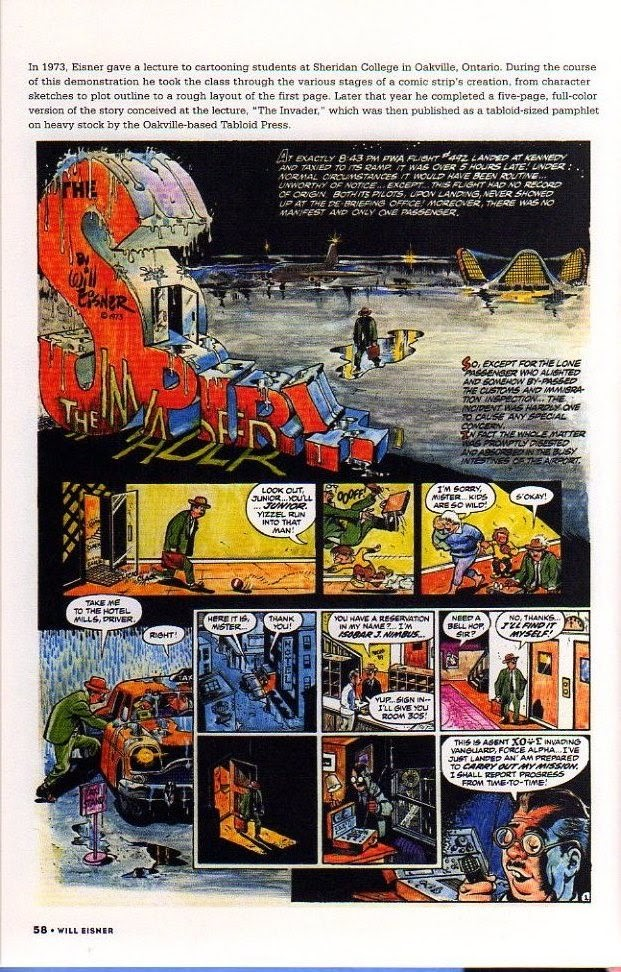 Read online Will Eisner's The Spirit Archives comic -  Issue # TPB 26 (Part 1) - 65