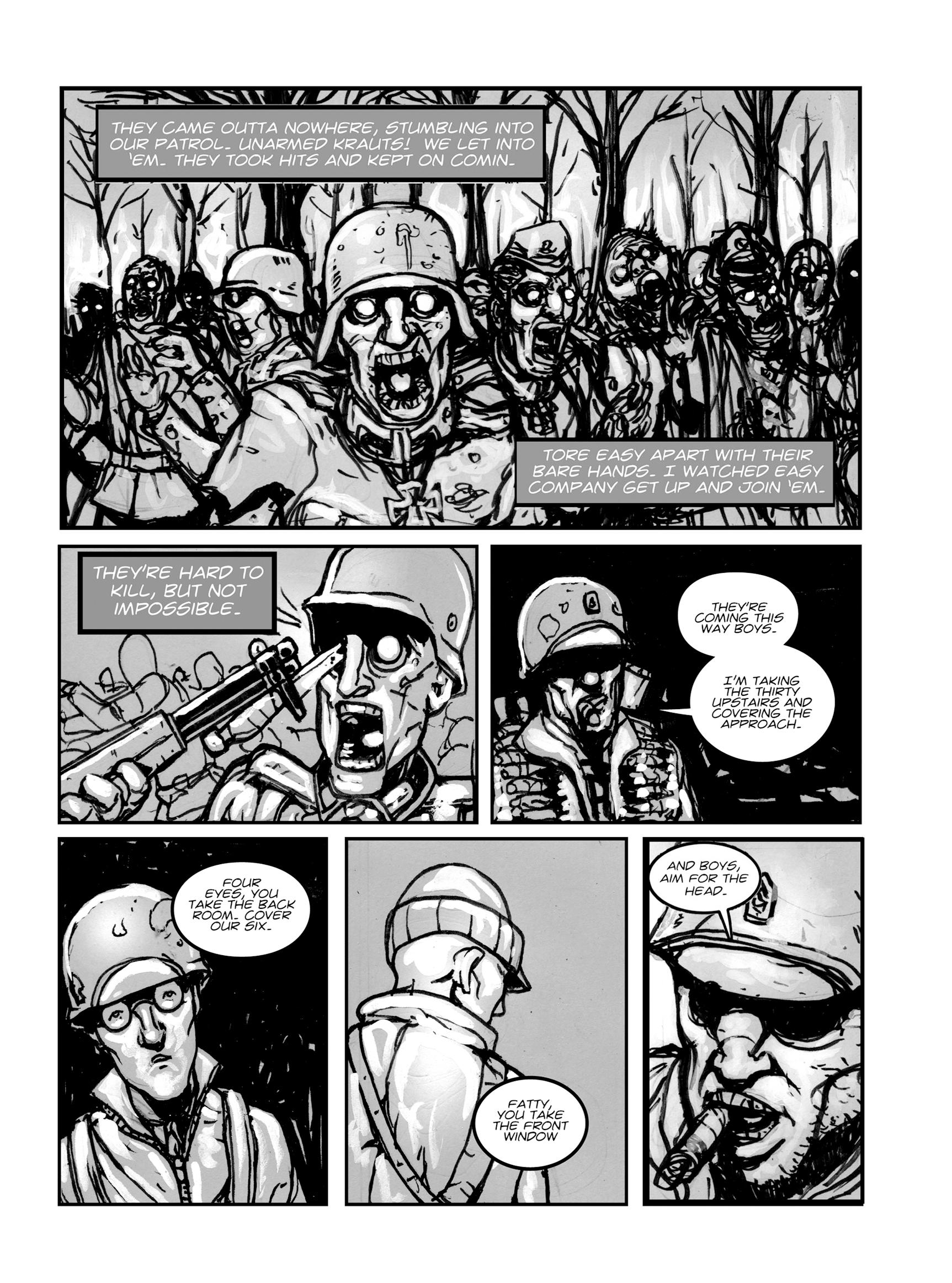Read online FUBAR comic -  Issue #1 - 41